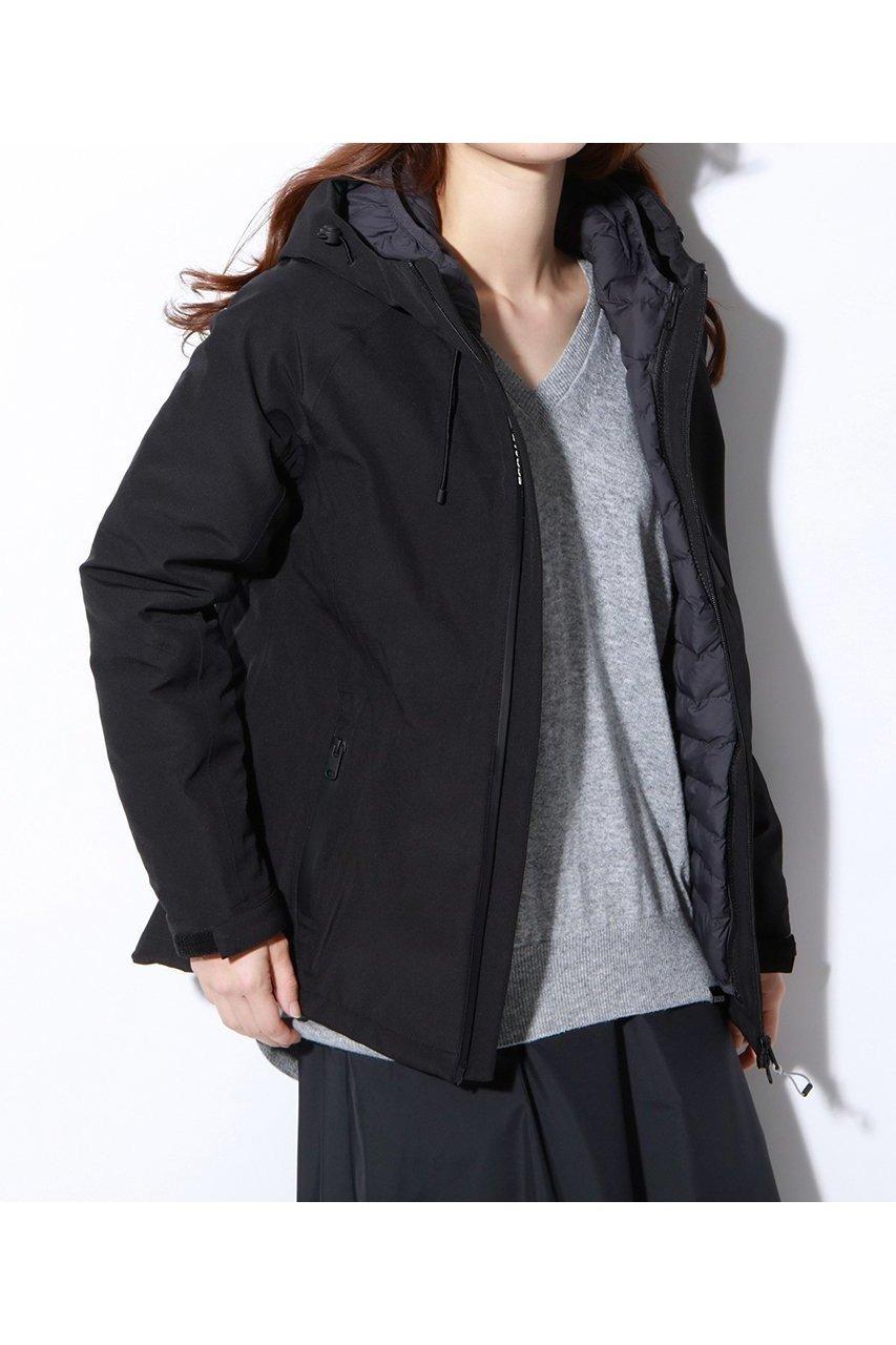 コーヒーかすを有効活用したマルチ防寒ジャケット 人気、トレンドファッション・服の通販 founy(ファニー) 【エコアルフ/ECOALF】 ファッショントレンド Fashion trends ブランド Brand ファッション Fashion レディース WOMEN アウター Coat Outerwear ジャケット Jackets ブルゾン Blouson Jackets ジャケット ブルゾン ライナー リラックス 防寒 |ID:prp329100000052360