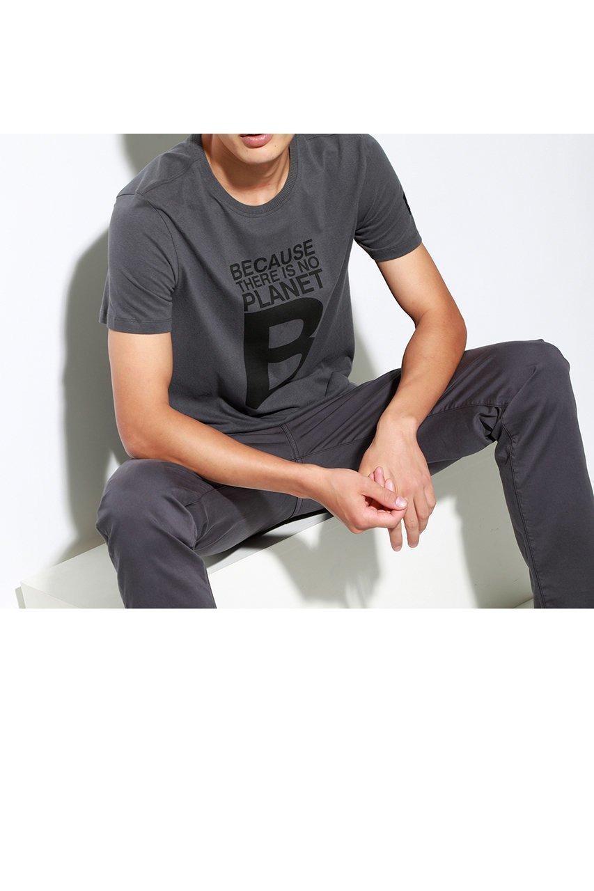 ブランドの活動を象徴するBecauseコレクション=メッセージTシャツ 人気、トレンドファッション・服の通販 founy(ファニー) 【エコアルフ/ECOALF / MEN】 ファッショントレンド Fashion trends ブランド Brand ファッション Fashion メンズ MEN トップス Tops Tshirt Men シャツ Shirts コレクション ショート スリーブ |ID:prp329100000052258
