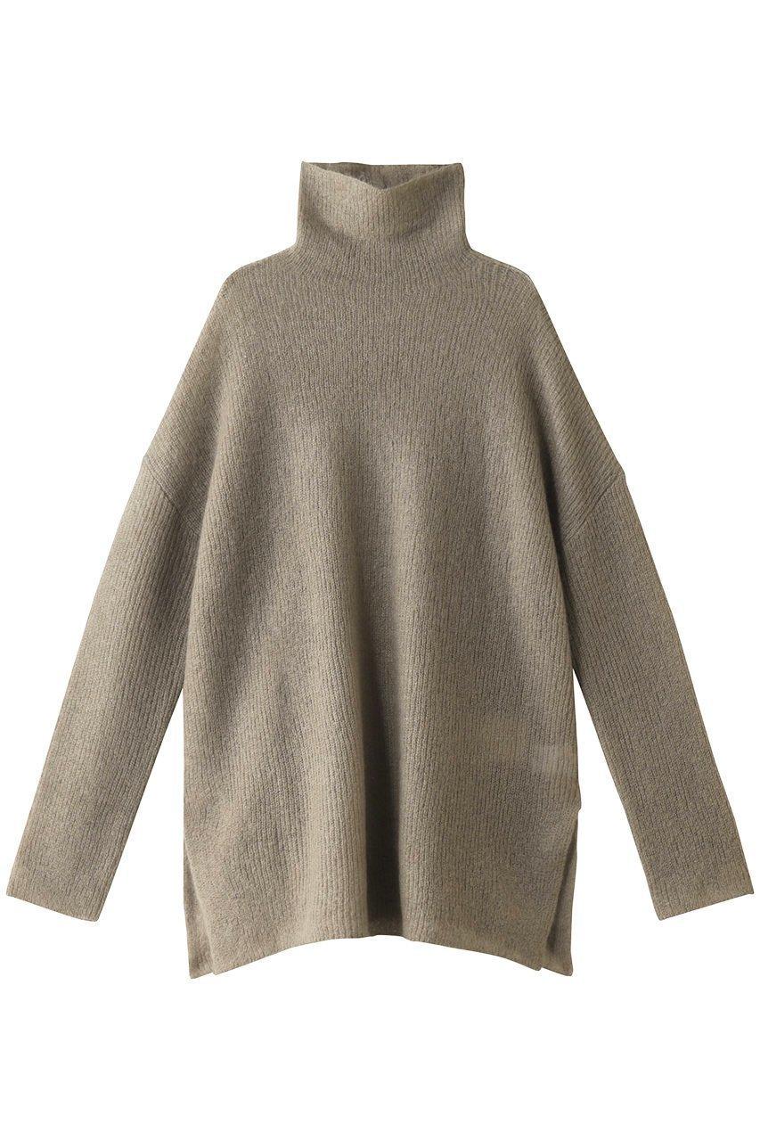 ふんわりとした膨らみ感と軽さが特徴のニット  人気、トレンドファッション・服の通販 founy(ファニー) 【ウィムガゼット/Whim Gazette】 トレンドファッション・スタイル  Fashion trends ブランド Brand ファッション Fashion レディースファッション WOMEN トップス Tops Tshirt ニット Knit Tops プルオーバー Pullover タートルネック Turtleneck シアー タートルネック ベーシック モヘア |ID:prp329100000018990