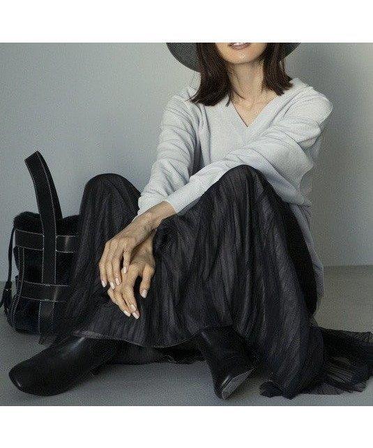 いつもの雰囲気を変えるアクセントに ベロアが旬で華やかなプルオーバー 人気、トレンドファッション・服の通販 founy(ファニー) 【アイシービー/iCB】 トレンドファッション・スタイル  Fashion trends トレンド Trends ファッション Fashion レディースファッション WOMEN トップス Tops Tshirt プルオーバー Pullover ベロア Velour シルク ベロア ルーズ |ID:prp329100000993123