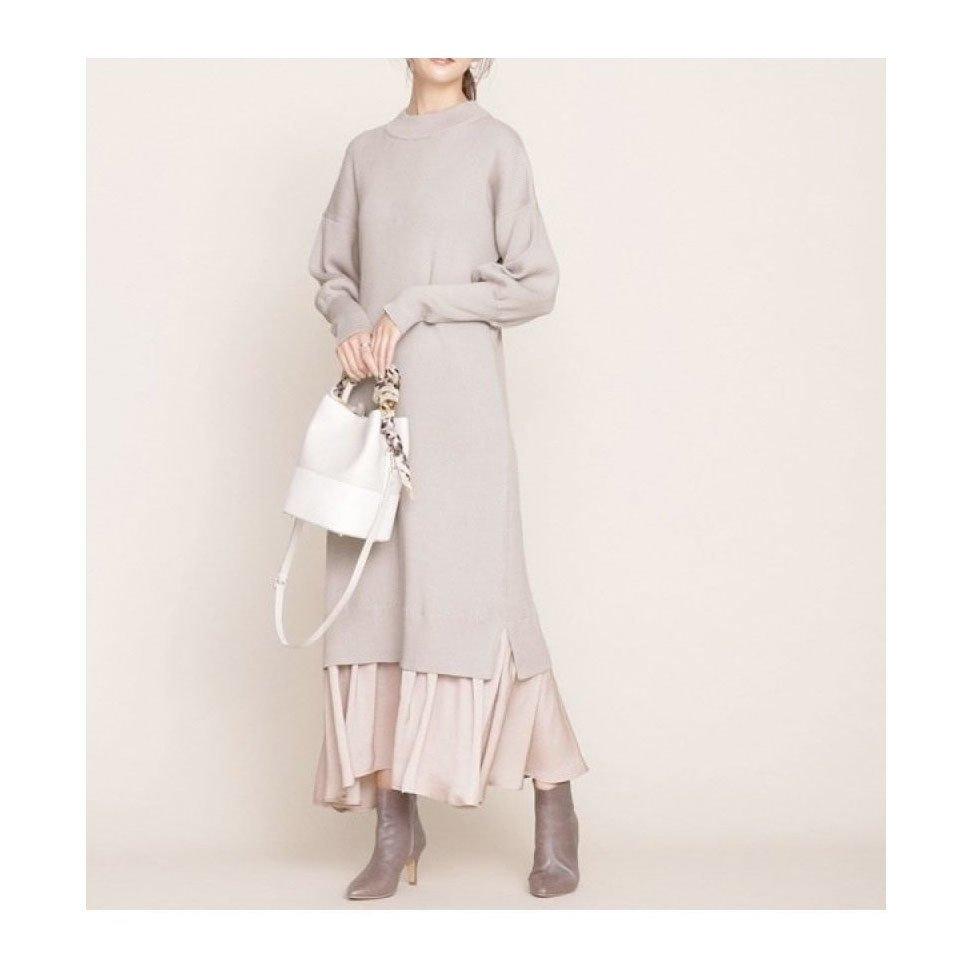 【nano universe】レイヤード風のデザインが1枚でサマになるマキシワンピースなど、おすすめ!注目の人気トレンドファッションアイテム おすすめで人気の流行・トレンド、ファッションの通販商品 メンズファッション・キッズファッション・インテリア・家具・レディースファッション・服の通販 founy(ファニー) https://founy.com/ 【ナノ ユニバース/nano universe】 トレンドファッション・スタイル  Fashion trends ブランド Brand ファッション Fashion レディースファッション WOMEN ワンピース Dress マキシワンピース Maxi Dress アウター Coat Outerwear コート Coats ジャケット Jackets スカート Skirt バッグ Bag トップス Tops Tshirt パーカ Sweats カットソー Cut and Sewn ウォッシャブル クラシカル コンビ サテン トレンド マキシ リブニット イタリア シャンブレー ダウン ダブル ドローコード 定番 Standard 人気 フェザー ベーシック  ID:stp329100000000050
