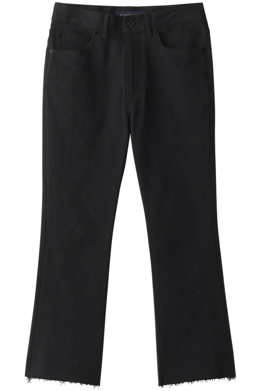 レッグラインが引き立つ美シルエットが◎  レディースファッション・服の通販 founy(ファニー) 【マディソンブルー/MADISONBLUE】 トレンドファッション・スタイル  Fashion trends ブランド Brand ファッション Fashion レディースファッション WOMEN パンツ Pants デニムパンツ Denim Pants カットオフ シェイプ デニム 再入荷 Restock/Back in Stock/Re Arrival 定番 Standard |ID:prp329100000016853