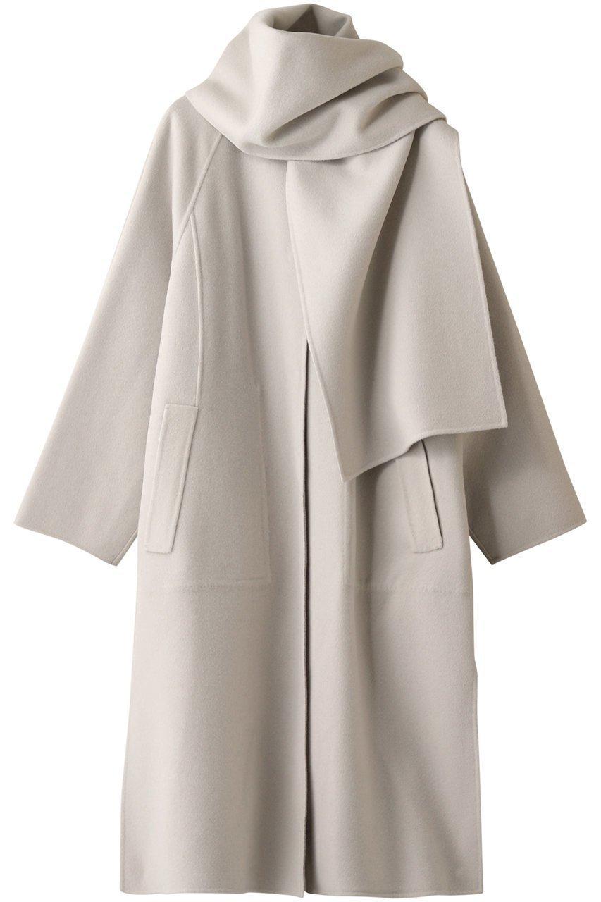 着心地の良さと着回し力の高さを味方に レディースファッション・服の通販 founy(ファニー) 【アドーア/ADORE】 トレンドファッション・スタイル  Fashion trends ブランド Brand ファッション Fashion レディースファッション WOMEN アウター Coat Outerwear コート Coats カシミヤ ストール ロング 今季 防寒 |ID:prp329100000014450