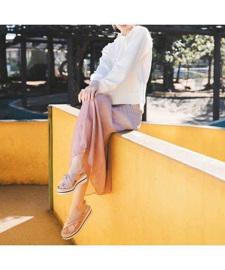 同系色のグラデーションを施したシアープリーツスカート おすすめで人気、流行・トレンド、ファッション通販商品 インテリア・家具・キッズファッション・メンズファッション・レディースファッション・服の通販 founy(ファニー) 【ジルバイジルスチュアート/JILL by JILLSTUART】 トレンドファッション・スタイル  Fashion trends ブランド Brand ファッション Fashion レディースファッション WOMEN スカート Skirt プリーツスカート Pleated Skirts グラデーション フィット プリーツ |ID:prp329100001134906