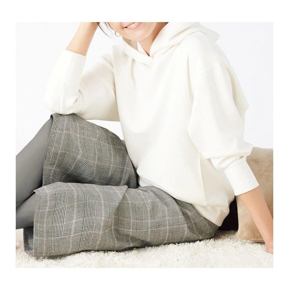【ドゥクラッセ】40代、50代の女性におすすめのリラックスしたお家時間にぴったりなファッションアイテム おすすめで人気の流行・トレンド、ファッションの通販商品 メンズファッション・キッズファッション・インテリア・家具・レディースファッション・服の通販 founy(ファニー) https://founy.com/ 【ドゥクラッセ/DoCLASSE】 トレンドファッション・スタイル  Fashion trends ブランド Brand ファッション Fashion レディースファッション WOMEN トップス カットソー Tops Tshirt パーカ Sweats スウェット Sweat シャツ/ブラウス Shirts Blouses ロング / Tシャツ T-Shirts パンツ Pants なめらか スウェット パーカー ビッグ フォルム ハイネック パターン おすすめ Recommend インナー タンク ヨガ スリット 冬 Winter ストレッチ ボトム  ID:stp329100000000098