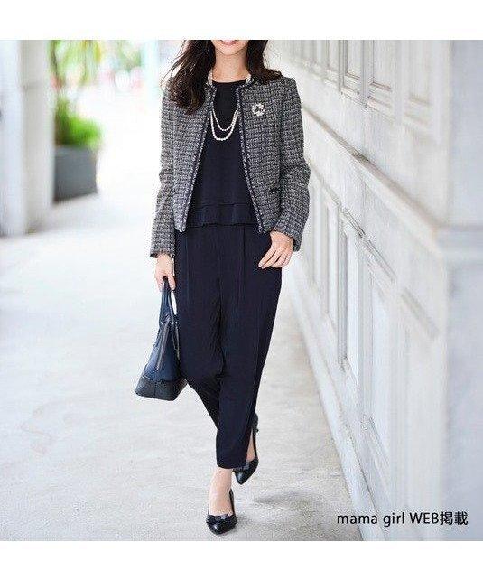 毎年大人気の幅広いシーンで着まわせるセットアップ 人気、トレンドファッション・服の通販 founy(ファニー) 【エニィファム/any FAM】 トレンドファッション・スタイル  Fashion trends ブランド Brand ファッション Fashion レディースファッション WOMEN セットアップ Setup ストレッチ セットアップ 人気 フェミニン フロント レース 送料無料 Free Shipping |ID:prp329100001013106