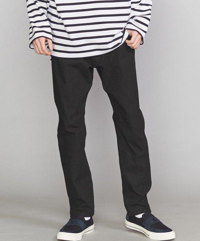 スマートなスタイリングを楽しめる細身のシルエットの別注デニムパンツ レディースファッション・服の通販 founy(ファニー) 【ビューティ&ユース ユナイテッドアローズ/BEAUTY&YOUTH / UNITED ARROWS / MEN】 トレンドファッション・スタイル  Fashion trends メンズファッション Men's Fashion ファッション Fashion メンズファッション MEN ボトムス Bottoms Men デニムパンツ Denim Pants NEW・新作・新着・新入荷 New Arrivals A/W 秋冬 AW Autumn/Winter / FW Fall-Winter アメリカン シンプル ジーンズ スマート デニム フィット フォルム ポケット 人気 別注  ID:prp329100001154329