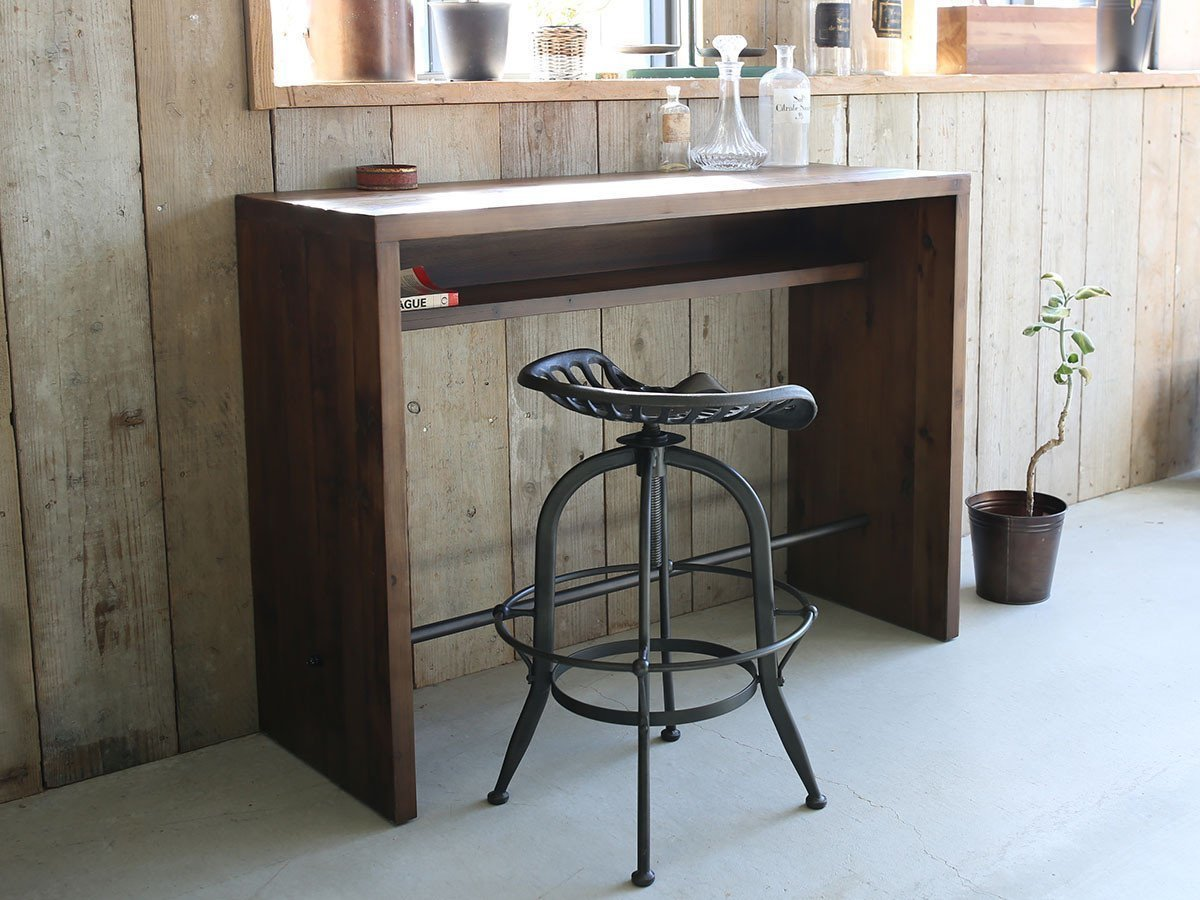古材の表情を活かした、コの字のシンプルなカウンターテーブル レディースファッション・服の通販 founy(ファニー) 【ノットアンティークス/knot antiques / CRASH GATE / GOODS】 トレンドファッション・スタイル  Fashion Trends インテリア・デザイナーズ家具 Home,Interior,Designers,Furniture シンプル テーブル ホームグッズ Home/Garden 家具・インテリア Furniture テーブル Table コンソール・カウンターテーブル |ID:prp329100000002149