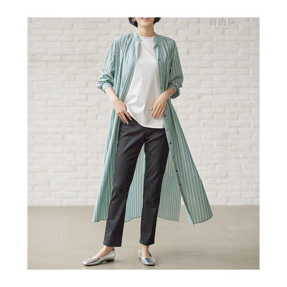 【自由区】高コスパ!雨の日もハレの日も、賢い大人の機能性パンツなど、おすすめ!注目の人気トレンドファッションアイテム  人気、トレンドファッション・服の通販 founy(ファニー) 【自由区/JIYU-KU】 トレンドファッション・スタイル  Fashion Trends ブランド Brand ファッション Fashion レディースファッション WOMEN パンツ Pants ワンピース Dress オールインワン ワンピース All In One Dress アウター Coat Outerwear ジャケット Jackets ブルゾン Blouson/Jackets トップス・カットソー Tops/Tshirt カーディガン Cardigans ニット Knit Tops 今季 ストレッチ ストレート 雑誌 フィット ポケット 再入荷 Restock/Back in Stock/Re Arrival 送料無料 Free Shipping サテン ジャケット スタンド ダブル チュール バランス ブルゾン ボトム ミドル |ID:stp329100000000155