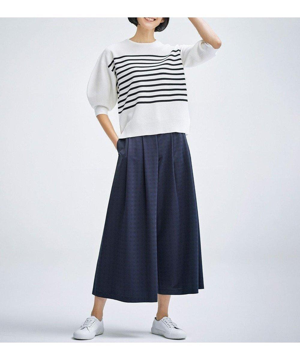 ストレスフリーなのにきれいに見える、大人のセミワイドパンツ 人気、トレンドファッション・服の通販 founy(ファニー) 【自由区/JIYU-KU】 トレンドファッション・スタイル  Fashion Trends ブランド Brand ファッション Fashion レディースファッション WOMEN パンツ Pants 送料無料 Free Shipping おすすめ Recommend ギャザー ジャージー 再入荷 Restock/Back in Stock/Re Arrival |ID:prp329100001254371