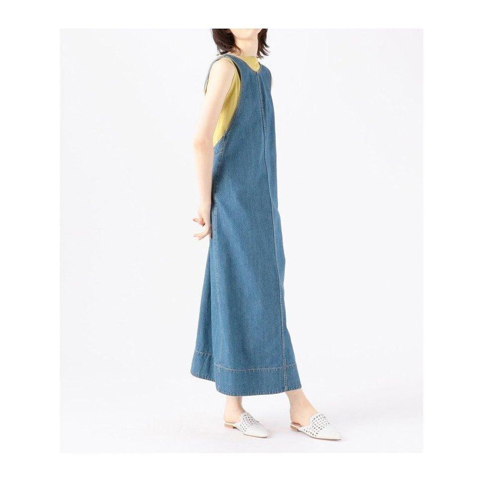 【トゥモローランド マカフィー/TOMORROWLAND MACPHEE】ワードローブに一つあるとスタイリングの幅を広げてくれるオーガニックコットンデニム ジャンパースカートなど、おすすめ!注目の人気トレンドファッションアイテム おすすめで人気の流行・トレンド、ファッションの通販商品 インテリア・家具・メンズファッション・キッズファッション・レディースファッション・服の通販 founy(ファニー) https://founy.com/ 【トゥモローランド マカフィー/TOMORROWLAND MACPHEE】 トレンドファッション・スタイル  Fashion Trends ブランド Brand ファッション Fashion レディースファッション WOMEN スカート Skirt トップス・カットソー Tops/Tshirt シャツ/ブラウス Shirts/Blouses ロング / Tシャツ T-Shirts プルオーバー Pullover カットソー Cut and Sewn ロングスカート Long Skirt パンツ Pants 2021年 2021 2021春夏・S/S SS/Spring/Summer/2021 S/S・春夏 SS・Spring/Summer おすすめ Recommend アメリカン インナー ストレート スリット スリーブ デニム バランス ボーダー モダン カットソー カーディガン ジャケット ジャージー トレンド  ID:stp329100000000263