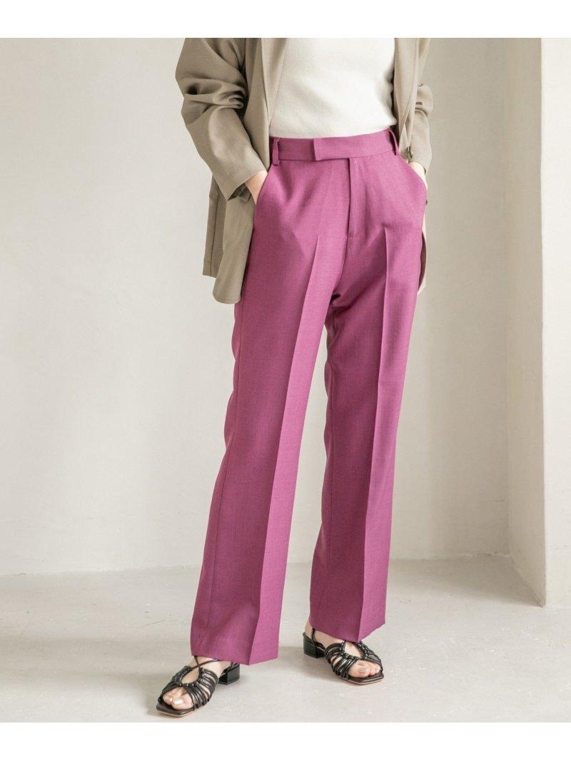 人気のフレアパンツに夏素材が登場 人気、トレンドファッション・服の通販 founy(ファニー) 【ローリーズファーム/LOWRYS FARM】 トレンドファッション・スタイル  Fashion Trends ブランド Brand ファッション Fashion レディースファッション WOMEN パンツ Pants おすすめ Recommend ジーンズ トレンド フレア 人気 夏 Summer  ID:prp329100001502750