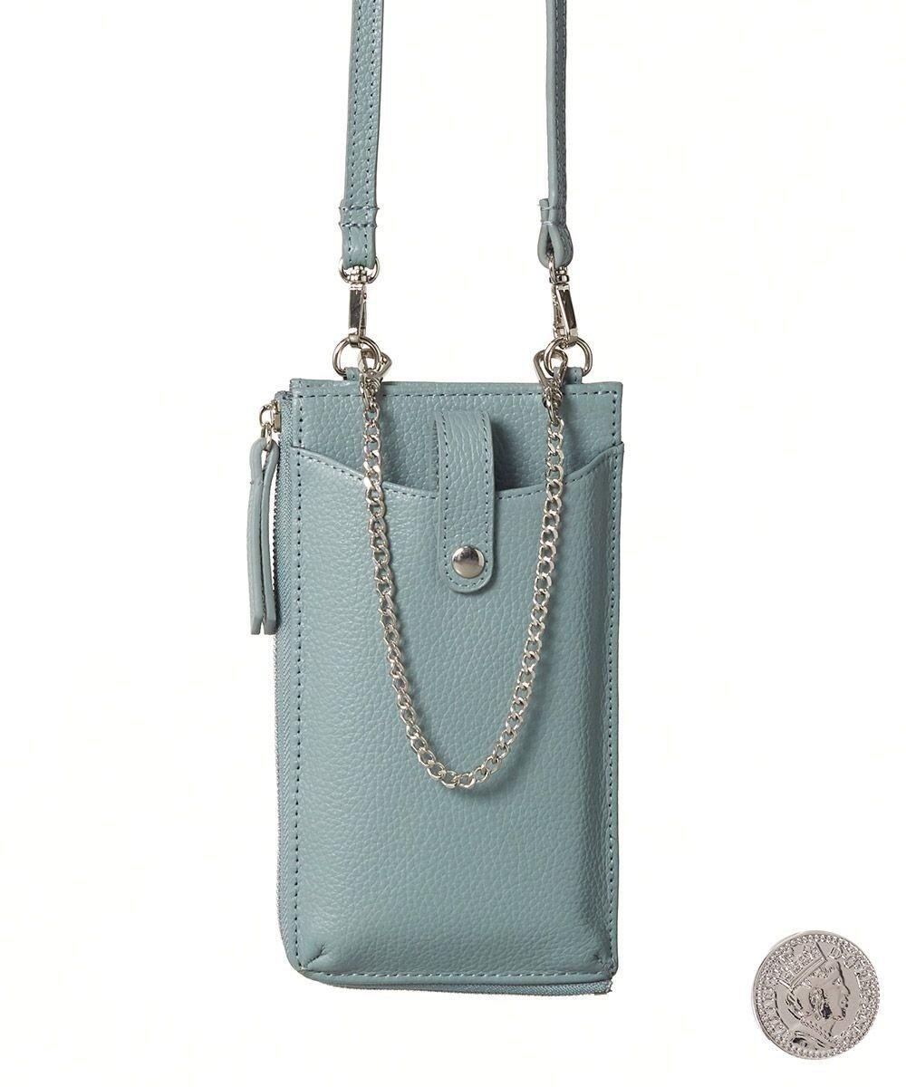 【完全受注生産】レザー・チェーン・イニシャルチャームを選んであなただけのバッグを。 機能性抜群!お財布兼スマホケースとして使えるポータブルポシェット おすすめで人気、流行・トレンド、ファッション通販商品 インテリア・家具・キッズファッション・メンズファッション・レディースファッション・服の通販 founy(ファニー) 【ジェイ プレス/J.PRESS】 トレンドファッション・スタイル  Fashion Trends ブランド Brand ファッション Fashion レディースファッション WOMEN ウォレット オレンジ コイン ショルダー シルバー スマホ 財布 チェーン チャーム ハーフ フロント ポケット ポシェット ロング 送料無料 Free Shipping |ID:prp329100001739601