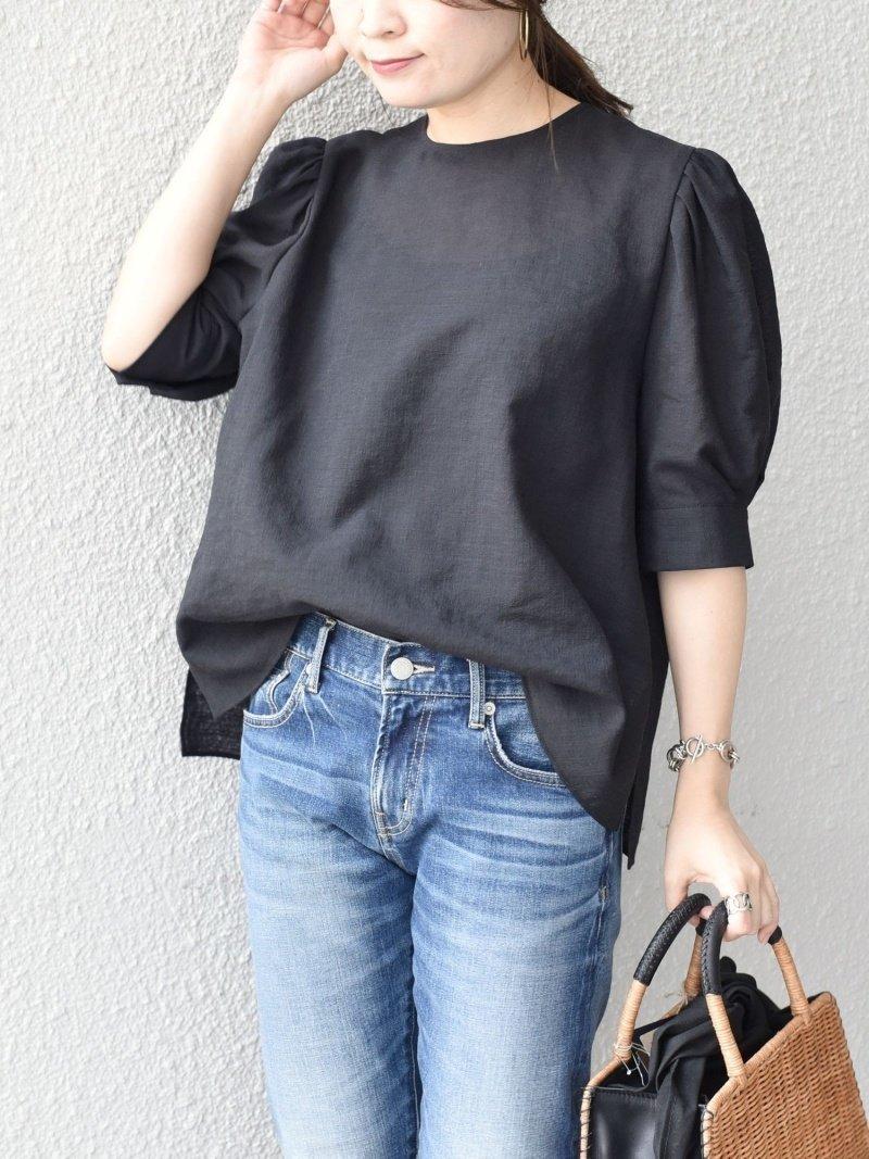 たっぷりとタックギャザーを寄せたボリュームのある袖デザインが印象的なブラウス おすすめで人気、流行・トレンド、ファッション通販商品 インテリア・家具・キッズファッション・メンズファッション・レディースファッション・服の通販 founy(ファニー) 【シップス フォー ウィメン/SHIPS】 トレンドファッション・スタイル  Fashion Trends ブランド Brand ファッション Fashion レディースファッション WOMEN トップス・カットソー Tops/Tshirt シャツ/ブラウス Shirts/Blouses ボリュームスリーブ / フリル袖 Volume Sleeve カフス ギャザー シアー バランス  ID:prp329100001600233