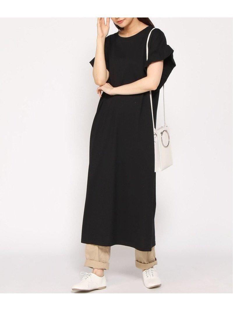 今年らしいスタイリングに袖のフリルディティールが今年らしいワンピース おすすめで人気、流行・トレンド、ファッション通販商品 インテリア・家具・キッズファッション・メンズファッション・レディースファッション・服の通販 founy(ファニー) 【グローバルワーク/GLOBAL WORK】 トレンドファッション・スタイル  Fashion Trends ブランド Brand ファッション Fashion レディースファッション WOMEN ワンピース Dress インナー サンダル スリット トレンド ボトム リラックス 半袖 |ID:prp329100001685859