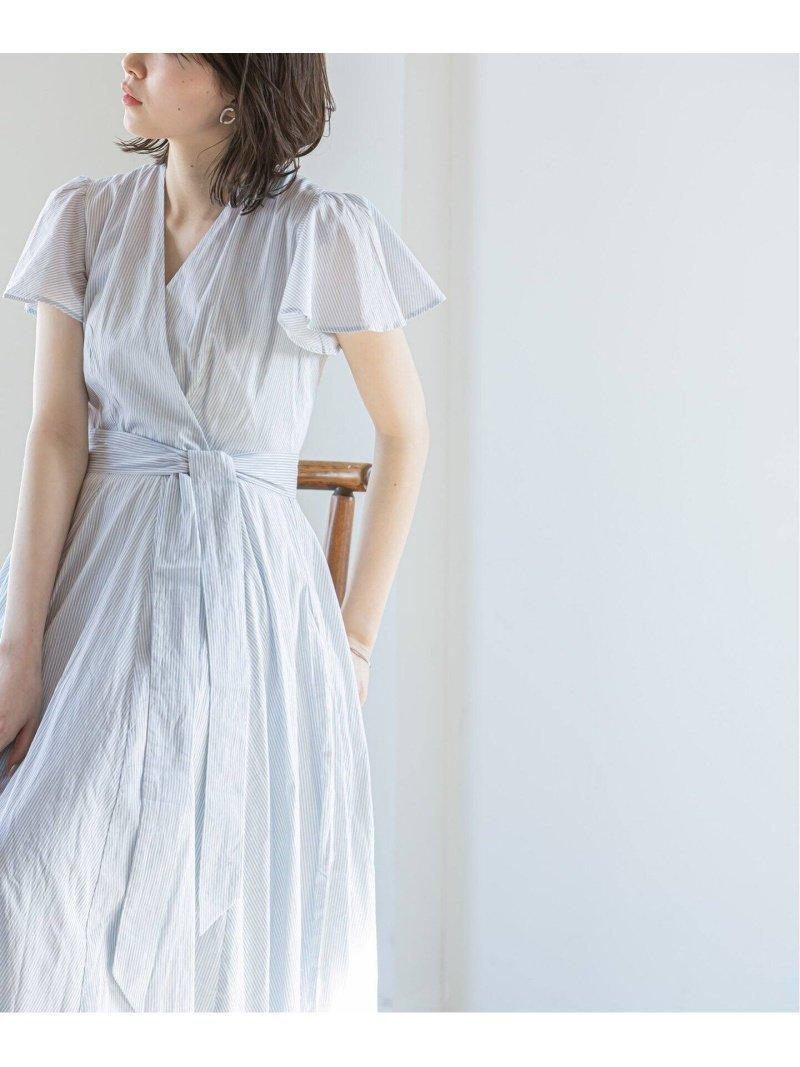 大人気のマドモアゼルのドレスから取り入れやすいライトトーンの大人顔ストライプ柄が登場 おすすめで人気、流行・トレンド、ファッション通販商品 インテリア・家具・キッズファッション・メンズファッション・レディースファッション・服の通販 founy(ファニー) 【ノーブル / スピック&スパン/NOBLE / Spick & Span】 トレンドファッション・スタイル  Fashion Trends ブランド Brand ファッション Fashion レディースファッション WOMEN ワンピース Dress ドレス Party Dresses エレガント ストライプ ドレス リゾート ループ 2020年 2020 S/S・春夏 SS・Spring/Summer 2020春夏・S/S SS・Spring/Summer/2020  ID:prp329100001496949