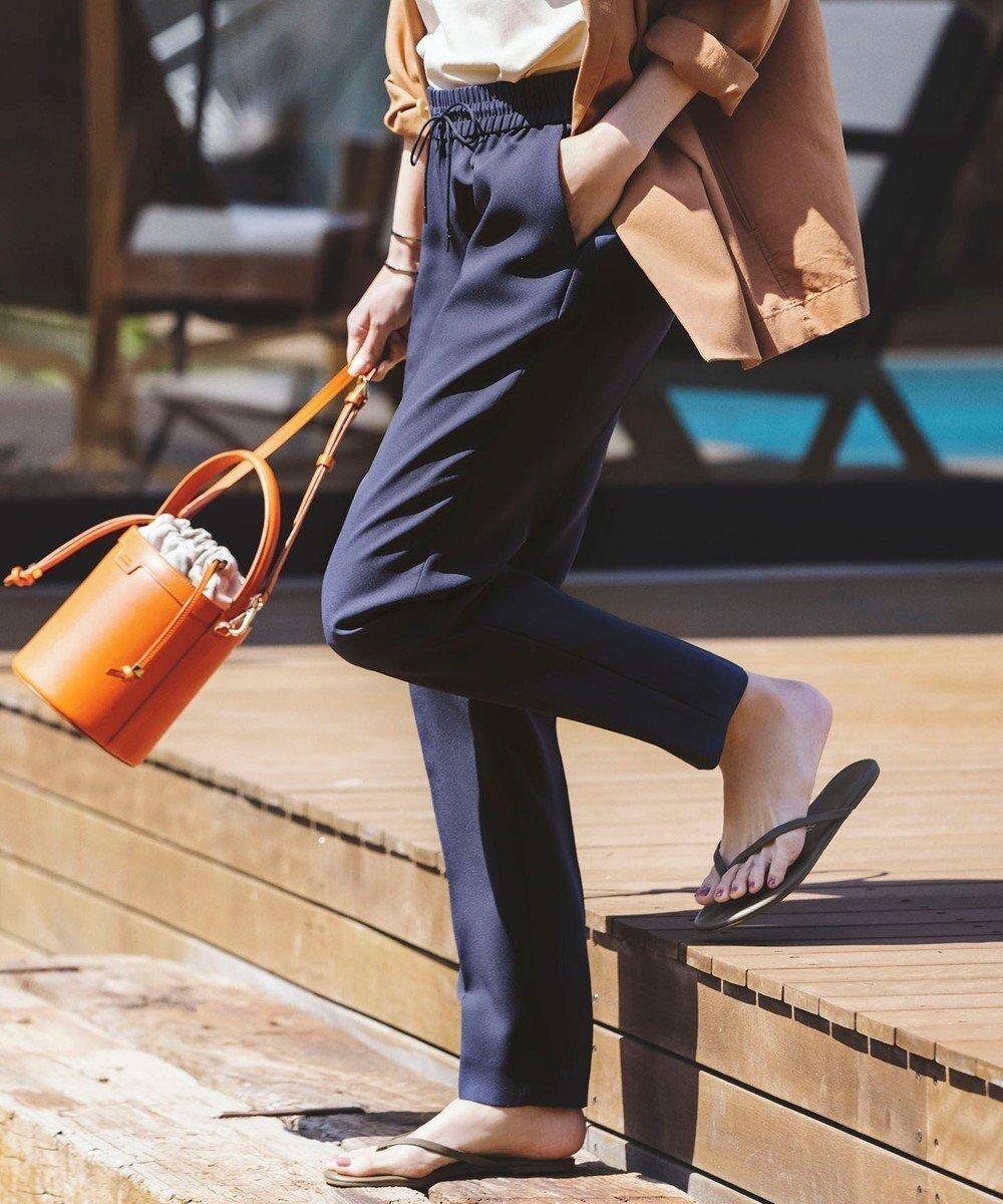 リッチな表情でも嬉しいイージーケア!オンオフ着回し優秀なドロストパンツ おすすめで人気、流行・トレンド、ファッション通販商品 インテリア・家具・キッズファッション・メンズファッション・レディースファッション・服の通販 founy(ファニー) 【アイシービー/iCB】 トレンドファッション・スタイル  Fashion Trends ブランド Brand ファッション Fashion レディースファッション WOMEN パンツ Pants イエロー 洗える サテン スタイリッシュ スニーカー セットアップ 雑誌 なめらか 2021年 2021 S/S・春夏 SS・Spring/Summer 2021春夏・S/S SS/Spring/Summer/2021 送料無料 Free Shipping  ID:prp329100001576494