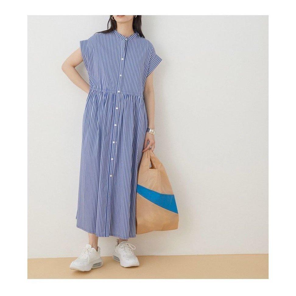 【アダム エ ロペ / ADAM ET ROPE】気分によってシルエットを変えられる魅力。フェミニンにもカジュアルにも着まわせる、清涼感あるさわやかワンピースなど、おすすめ!注目の人気トレンドファッションアイテム おすすめで人気の流行・トレンド、ファッションの通販商品 インテリア・家具・メンズファッション・キッズファッション・レディースファッション・服の通販 founy(ファニー) https://founy.com/ 【アダム エ ロペ/ADAM ET ROPE'】 トレンドファッション・スタイル  Fashion Trends ブランド Brand ファッション Fashion レディースファッション WOMEN ワンピース Dress シャツワンピース Shirt Dresses トップス・カットソー Tops/Tshirt カーディガン Cardigans シャツ/ブラウス Shirts/Blouses ロング / Tシャツ T-Shirts カットソー Cut and Sewn 春 Spring カフス ギャザー 切替 サンダル ストライプ スニーカー トレンド フェミニン ボックス ポケット 無地 ワーク 2021年 2021 S/S・春夏 SS・Spring/Summer 2021春夏・S/S SS/Spring/Summer/2021 おすすめ Recommend 夏 Summer NEW・新作・新着・新入荷 New Arrivals |ID:stp329100000000356