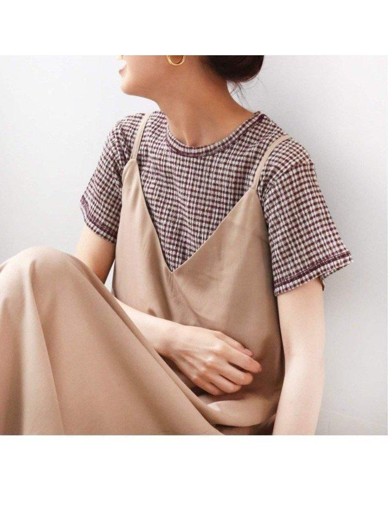 伸縮性のあるソフトな着心地が新鮮なTシャツ おすすめで人気、流行・トレンド、ファッション通販商品 インテリア・家具・キッズファッション・メンズファッション・レディースファッション・服の通販 founy(ファニー) 【ジャーナルスタンダード レリューム/JOURNAL STANDARD relume】 トレンドファッション・スタイル  Fashion Trends ブランド Brand ファッション Fashion レディースファッション WOMEN トップス・カットソー Tops/Tshirt シャツ/ブラウス Shirts/Blouses ロング / Tシャツ T-Shirts カットソー Cut and Sewn 2021年 2021 2021春夏・S/S SS/Spring/Summer/2021 S/S・春夏 SS・Spring/Summer カットソー 再入荷 Restock/Back in Stock/Re Arrival  ID:prp329100001769443