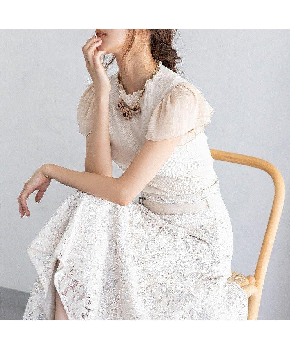 プレミアム素材を使用した着心地の良さと、デザイン性を兼ね備えたトップス 人気、トレンドファッション・服の通販 founy(ファニー) 【トッカ/TOCCA】 トレンドファッション・スタイル  Fashion Trends ブランド Brand ファッション Fashion レディースファッション WOMEN トップス・カットソー Tops/Tshirt シャツ/ブラウス Shirts/Blouses ロング / Tシャツ T-Shirts カットソー Cut and Sewn 送料無料 Free Shipping カットソー |ID:prp329100001551085