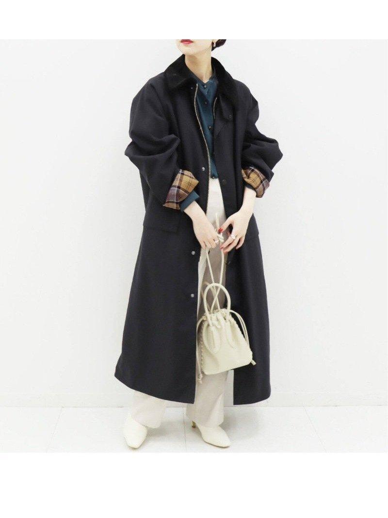 大人気BARBOURよりJOURNALSTANDARD別注コート 人気、トレンドファッション・服の通販 founy(ファニー) 【ジャーナルスタンダード/JOURNAL STANDARD】 トレンドファッション・スタイル  Fashion Trends ブランド Brand ファッション Fashion レディースファッション WOMEN アウター Coat Outerwear コート Coats ジャケット Jackets アウトドア クラシカル ジャケット 定番 Standard 人気 ビンテージ 別注 ロング A/W・秋冬 AW・Autumn/Winter・FW・Fall-Winter 2021年 2021 2021-2022秋冬・A/W AW・Autumn/Winter・FW・Fall-Winter・2021-2022  ID:prp329100001687169