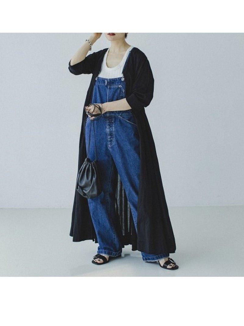 高山都さんコラボ、ココロとカラダリラックスワンピース 人気、トレンドファッション・服の通販 founy(ファニー) 【スタディオ クリップ/studio CLIP】 トレンドファッション・スタイル  Fashion Trends ブランド Brand ファッション Fashion レディースファッション WOMEN ワンピース Dress マキシワンピース Maxi Dress NEW・新作・新着・新入荷 New Arrivals コラボ タッセル ドレープ マキシ リラックス ロング 羽織 |ID:prp329100001538270