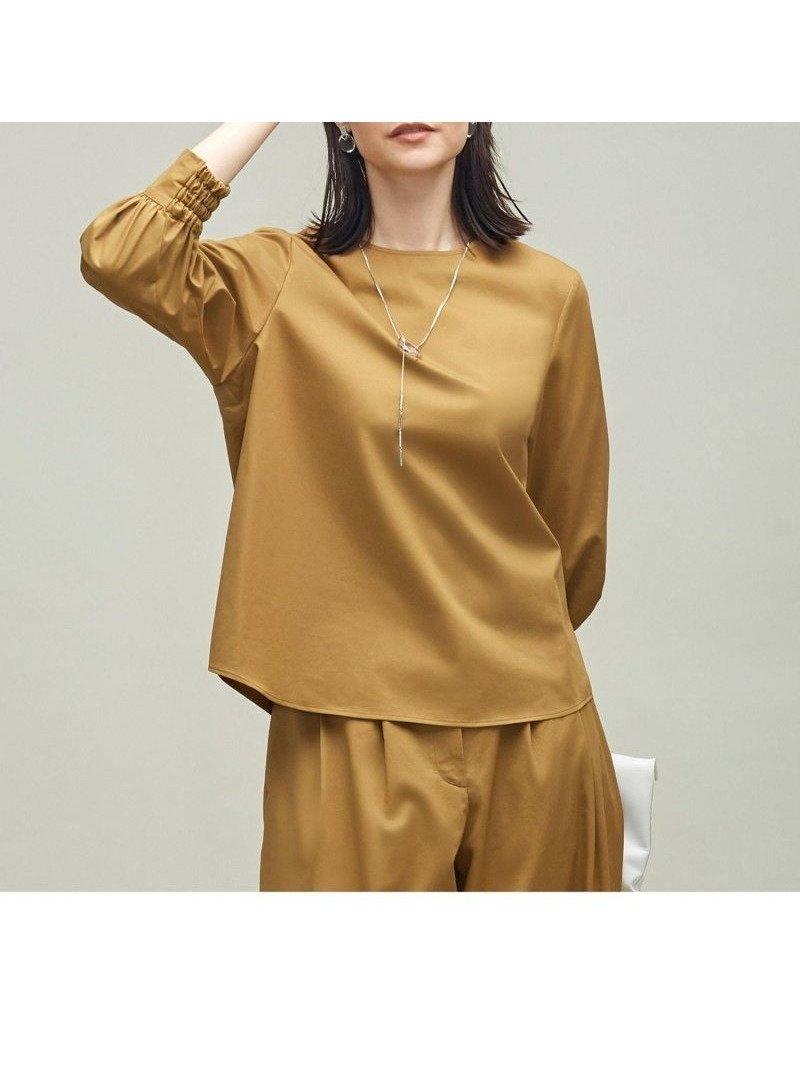 一枚で決まる、大人のパフスリーブブラウス 人気、トレンドファッション・服の通販 founy(ファニー) 【アイシービー/iCB】 トレンドファッション・スタイル  Fashion Trends ブランド Brand ファッション Fashion レディースファッション WOMEN トップス・カットソー Tops/Tshirt シャツ/ブラウス Shirts/Blouses ボリュームスリーブ / フリル袖 Volume Sleeve 2021年 2021 2021-2022秋冬・A/W AW・Autumn/Winter・FW・Fall-Winter・2021-2022 A/W・秋冬 AW・Autumn/Winter・FW・Fall-Winter おすすめ Recommend カフス ギャザー スリーブ タイプライター ワイド 洗える 長袖 |ID:prp329100001898703