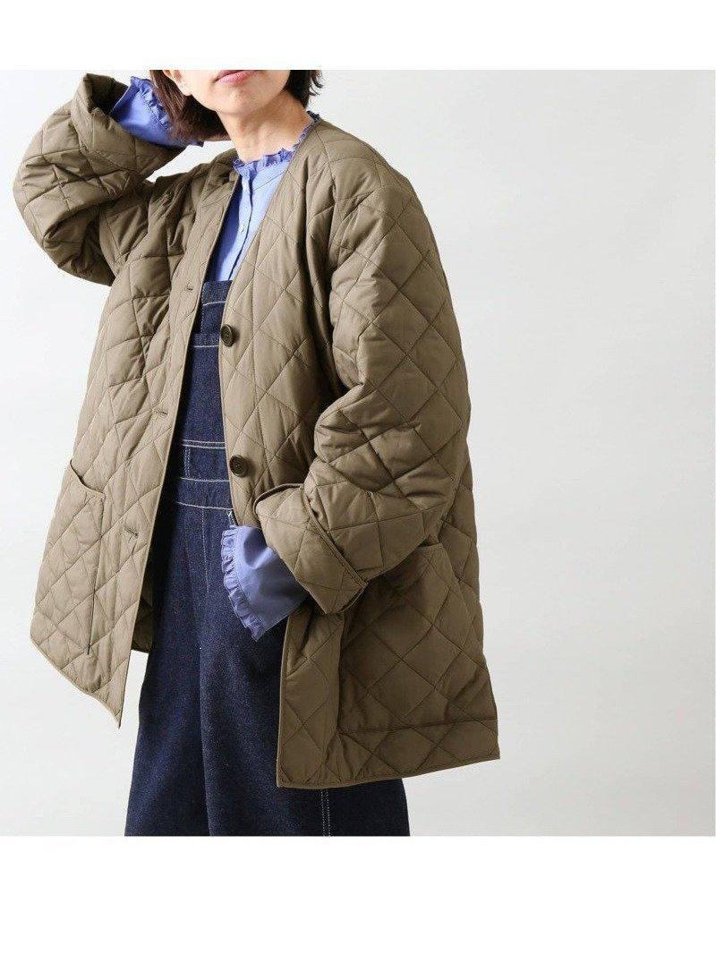 中綿の分量はあえて少なめで、軽くても温かいコート おすすめで人気、流行・トレンド、ファッション通販商品 インテリア・家具・キッズファッション・メンズファッション・レディースファッション・服の通販 founy(ファニー) 【イエナ/IENA】 トレンドファッション・スタイル  Fashion Trends ブランド Brand ファッション Fashion レディースファッション WOMEN アウター Coat Outerwear コート Coats ジャケット Jackets イタリア インナー キルティング キルト ショート ジャケット 人気 ボトム ポケット A/W・秋冬 AW・Autumn/Winter・FW・Fall-Winter 2021年 2021 2021-2022秋冬・A/W AW・Autumn/Winter・FW・Fall-Winter・2021-2022 |ID:prp329100001844378