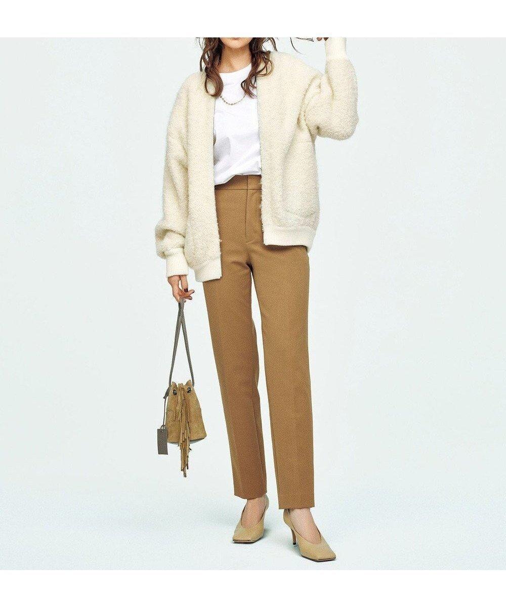 昨年1万本売れた究極のパンツが美しく進化して新登場! リュクスなテーパードパンツで日常をドレスアップ 人気、トレンドファッション・服の通販 founy(ファニー) 【23区/NIJYUSANKU】 トレンドファッション・スタイル  Fashion Trends ブランド Brand ファッションモデル・俳優・女優 Models 女性 Women 中村アン Nakamura Anne ファッション Fashion レディースファッション WOMEN パンツ Pants オイル 秋 Autumn/Fall 今季 シンプル ストレッチ センター テーパード デスク トレンド ベーシック ラベンダー リュクス ローズ ワーク A/W・秋冬 AW・Autumn/Winter・FW・Fall-Winter 2021年 2021 2021-2022秋冬・A/W AW・Autumn/Winter・FW・Fall-Winter・2021-2022 送料無料 Free Shipping |ID:prp329100001859576