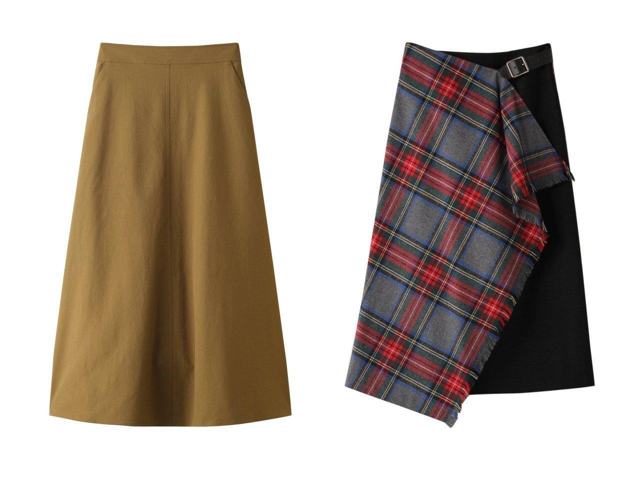 【Shinzone/シンゾーン】のRIRANCHARフレアスカート&【Curensology/カレンソロジー】の【O neil of Dublin】アシンメトリーラップスカート スカートのおすすめ!人気、レディースファッションの通販 おすすめで人気のファッション通販商品 インテリア・家具・キッズファッション・メンズファッション・レディースファッション・服の通販 founy(ファニー) https://founy.com/ ファッション Fashion レディース WOMEN スカート Skirt Aライン/フレアスカート Flared A-Line Skirts ロングスカート Long Skirt ガーリー フレア ロング |ID:crp329100000000071