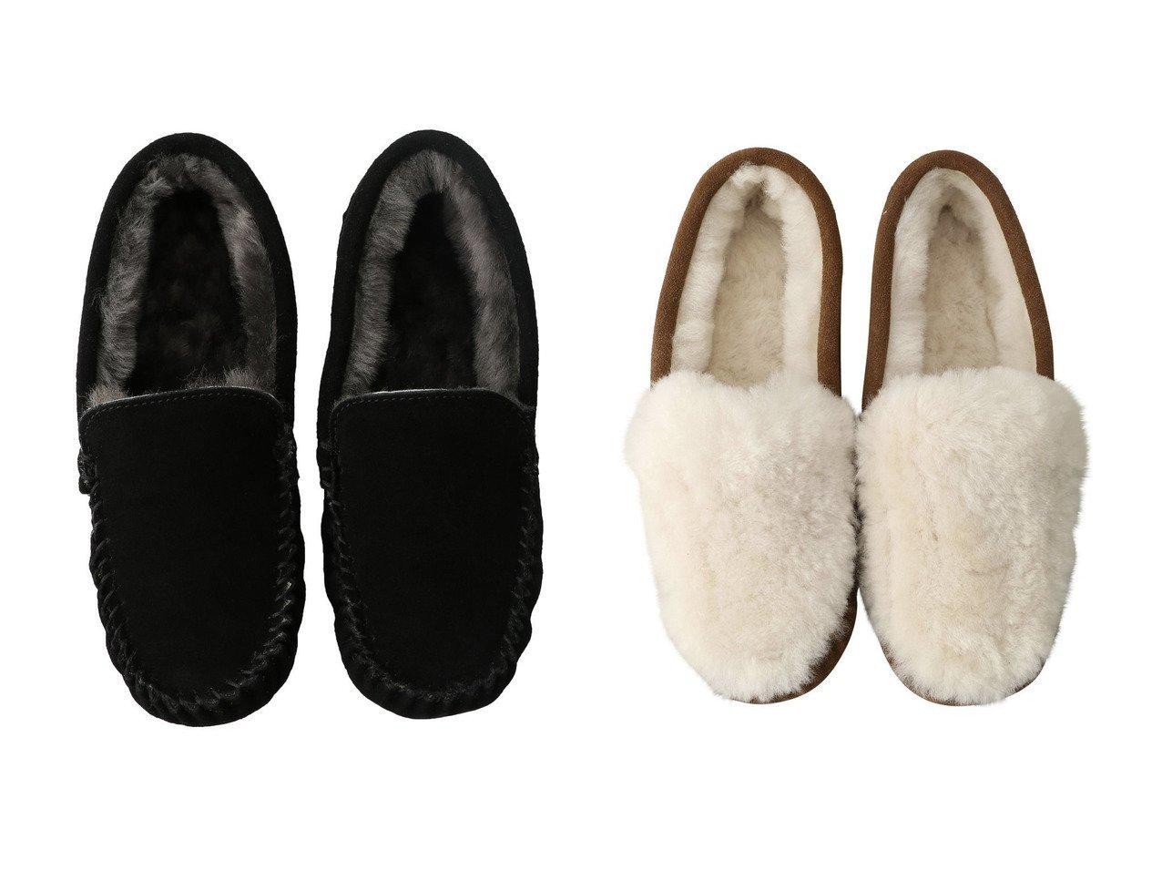 【EMU Australia/エミュ オーストラリア】のCairns モカシン&Cairns Reverse Fur モカシン シューズ・靴のおすすめ!人気、レディースファッションの通販  おすすめで人気のファッション通販商品 インテリア・家具・キッズファッション・メンズファッション・レディースファッション・服の通販 founy(ファニー) https://founy.com/ ファッション Fashion レディース WOMEN シューズ シンプル スエード フラット |ID:crp329100000000105