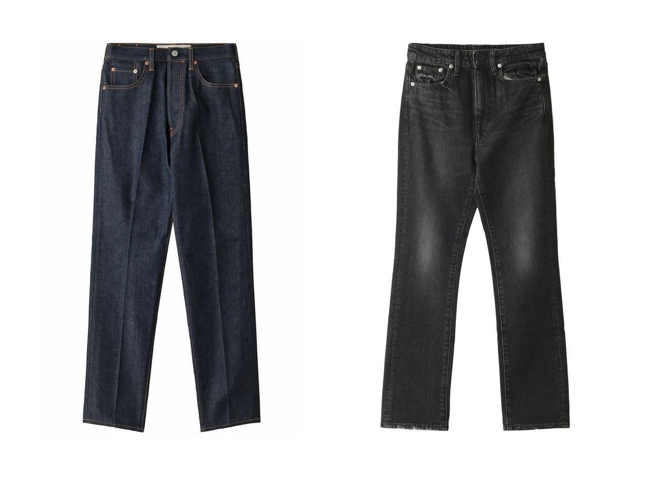 【Shinzone/シンゾーン】のアイビージーンズ&【JET/ジェット】の【JET LOSANGELES】ウォッシャブルジャストウエストストレートデニム パンツのおすすめ!人気、レディースファッションの通販 おすすめで人気のファッション通販商品 インテリア・家具・キッズファッション・メンズファッション・レディースファッション・服の通販 founy(ファニー) https://founy.com/ ファッション Fashion レディース WOMEN パンツ Pants デニムパンツ Denim Pants アイビー ジーンズ センター ダメージ デニム  ID:crp329100000000185