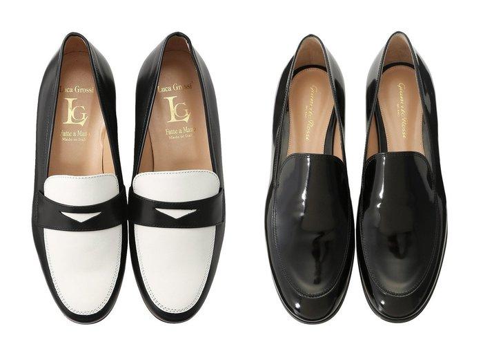 【martinique/マルティニーク】の【Gianvito Rossi】フラットシューズ&【LucaGrossi/ルカグロッシ】のコインローファー シューズ・靴のおすすめ!人気、レディースファッションの通販  おすすめファッション通販アイテム レディースファッション・服の通販 founy(ファニー) ファッション Fashion レディース WOMEN シューズ フラット ベーシック |ID:crp329100000000299