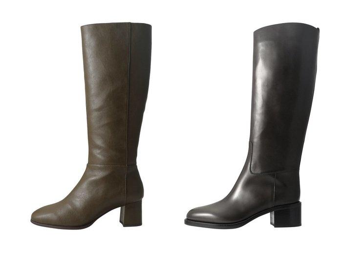 【SARTORE/サルトル】のロングブーツ&【MAISON SPECIAL/メゾンスペシャル】のヴィーガンレザーロングブーツ シューズ・靴のおすすめ!人気、レディースファッションの通販  おすすめファッション通販アイテム レディースファッション・服の通販 founy(ファニー) ファッション Fashion レディース WOMEN トレンド フィット リアル ロング |ID:crp329100000000366