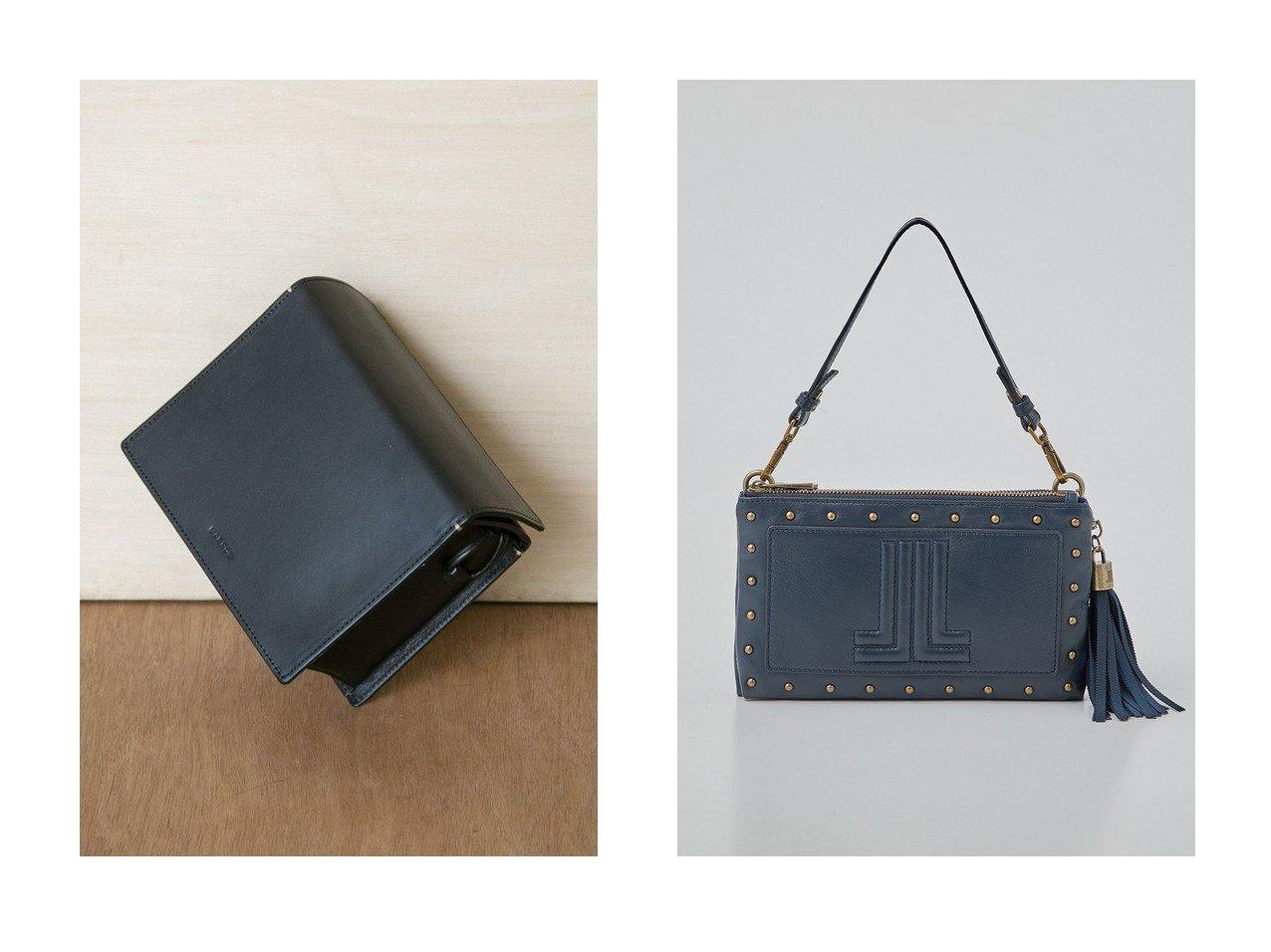 【LANVIN en Bleu/ランバン オン ブルー】のJLクラッチバッグ(3WAY)&【MAISON SPECIAL/メゾンスペシャル】の【MARROW】クラッチ・ショルダーバッグ バッグのおすすめ!人気、レディースファッションの通販  おすすめで人気のファッション通販商品 インテリア・家具・キッズファッション・メンズファッション・レディースファッション・服の通販 founy(ファニー) https://founy.com/ ファッション Fashion レディース WOMEN バッグ Bag クラッチ コンパクト ショルダー シンプル スタッズ チェーン ハンドバッグ バランス ポケット 人気 |ID:crp329100000000428