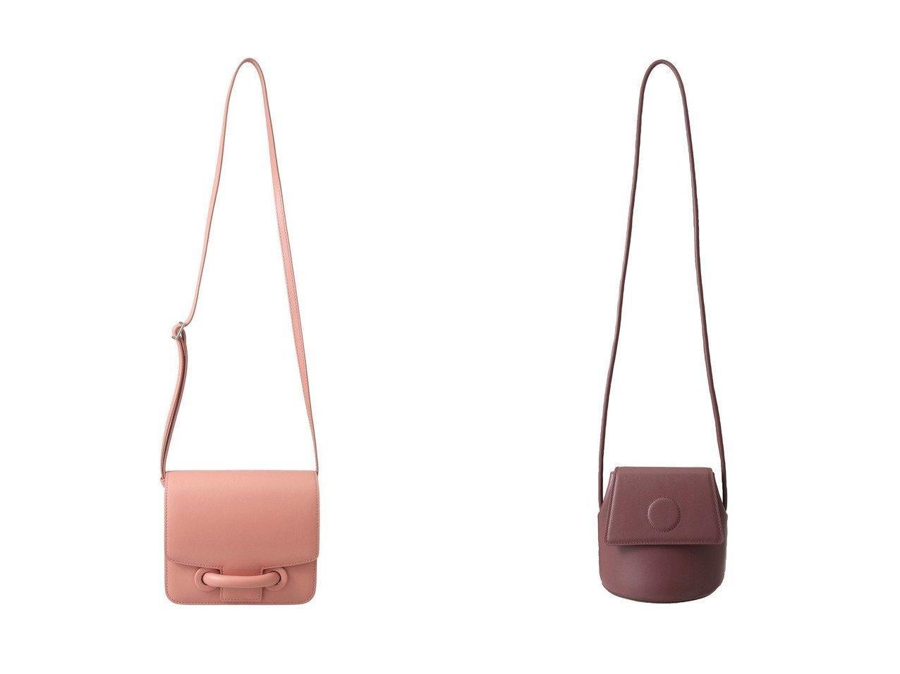 【VASIC/ヴァジック】のCity Mini Mini ショルダーバッグ&【MODERN WEAVING/モダン ウィーヴィング】のPETITE TRAPEZE BUCKET ショルダーバッグ バッグのおすすめ!人気、レディースファッションの通販  おすすめで人気のファッション通販商品 インテリア・家具・キッズファッション・メンズファッション・レディースファッション・服の通販 founy(ファニー) https://founy.com/ ファッション Fashion レディース WOMEN バッグ Bag クラシック コンパクト ショルダー フィット ポケット ポシェット ロング 財布 なめらか スマート |ID:crp329100000000430