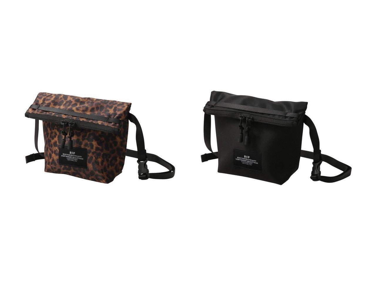 【heliopole/エリオポール】の【BAGS IN PROGRESS】ベルトバッグ&【BAGS IN PROGRESS】レオパードベルトバッグ バッグのおすすめ!人気、レディースファッションの通販  おすすめで人気のファッション通販商品 インテリア・家具・キッズファッション・メンズファッション・レディースファッション・服の通販 founy(ファニー) https://founy.com/ ファッション Fashion レディース WOMEN バッグ Bag ベルト Belts ポーチ Pouches シンプル バランス レオパード ドッキング |ID:crp329100000000438
