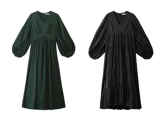 【MARIHA/マリハ】のエンジェルのドレス(ロングスリーブ)&少女の祈りのドレス ワンピース・ドレスのおすすめ!人気、レディースファッションの通販  おすすめファッション通販アイテム インテリア・キッズ・メンズ・レディースファッション・服の通販 founy(ファニー) https://founy.com/ ファッション Fashion レディース WOMEN ワンピース Dress ドレス Party Dresses エレガント ドレス バランス リゾート ロング  ID:crp329100000000653