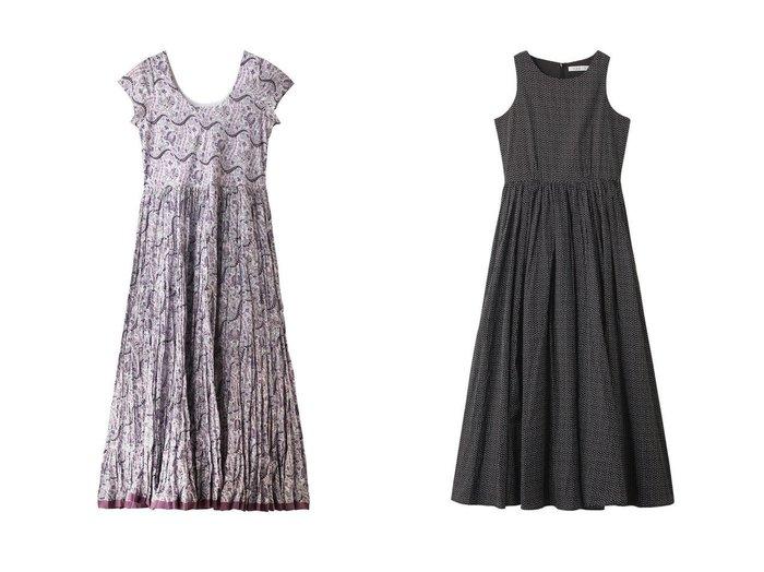 【MARIHA/マリハ】の夏のレディのドレス&草原の虹のドレス(ショートスリーブ) ワンピース・ドレスのおすすめ!人気、レディースファッションの通販  おすすめファッション通販アイテム インテリア・キッズ・メンズ・レディースファッション・服の通販 founy(ファニー) https://founy.com/ ファッション Fashion レディース WOMEN ワンピース Dress ドレス Party Dresses ショート スリーブ ドレス フィット フレア リゾート ロング 定番 春 サンダル ドット フェミニン レオパード  ID:crp329100000000659