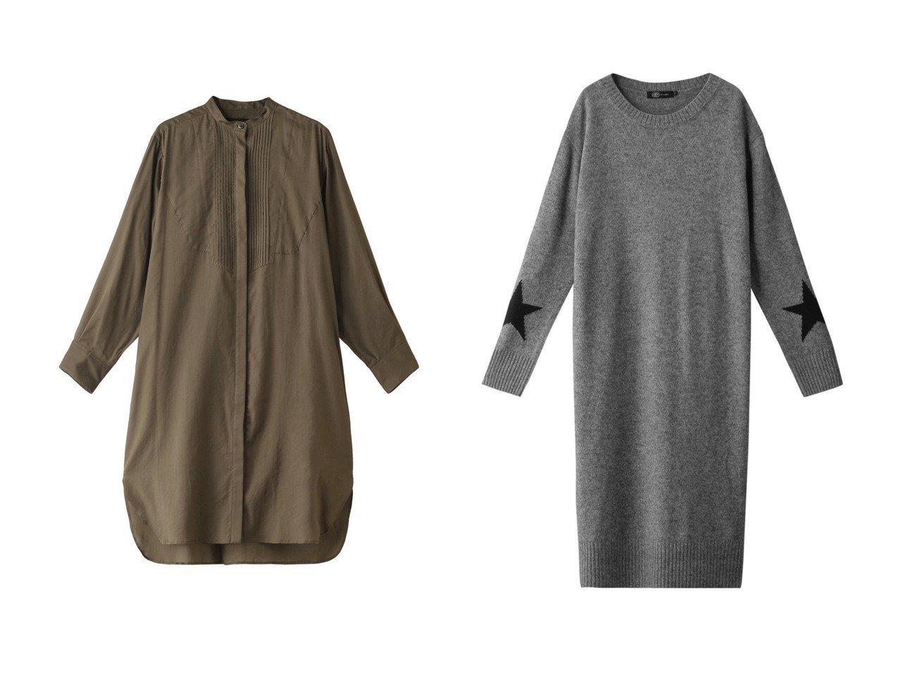 【FLORENT/フローレント】の80sコットンビエラワッシャーワンピース&【JET/ジェット】の【JET LOSANGELES】ヤクプラスニットロングワンピース ワンピース・ドレスのおすすめ!人気、レディースファッションの通販  おすすめで人気のファッション通販商品 インテリア・家具・キッズファッション・メンズファッション・レディースファッション・服の通販 founy(ファニー) https://founy.com/ ファッション Fashion レディース WOMEN ワンピース Dress スリット フロント モチーフ  ID:crp329100000000710