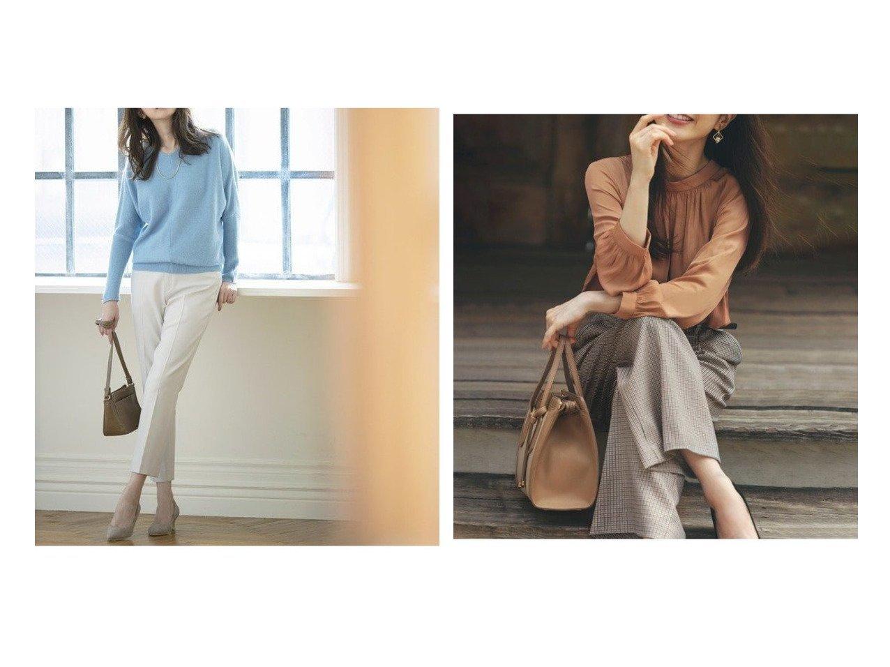 【any SiS/エニィ スィス】の【保温性&蓄熱性】サーモトロン 2WAYストレッチ テーパードパンツ&2WAYレディ ワイドパンツ パンツのおすすめ!人気、レディースファッションの通販 おすすめで人気のファッション通販商品 インテリア・家具・キッズファッション・メンズファッション・レディースファッション・服の通販 founy(ファニー) https://founy.com/ ファッション Fashion レディース WOMEN パンツ Pants アクリル ストレッチ 定番 ボトム ポケット ワイド 冬 Winter シンプル チェック 人気 フェミニン ベーシック 秋冬 A/W Autumn/ Winter |ID:crp329100000000972