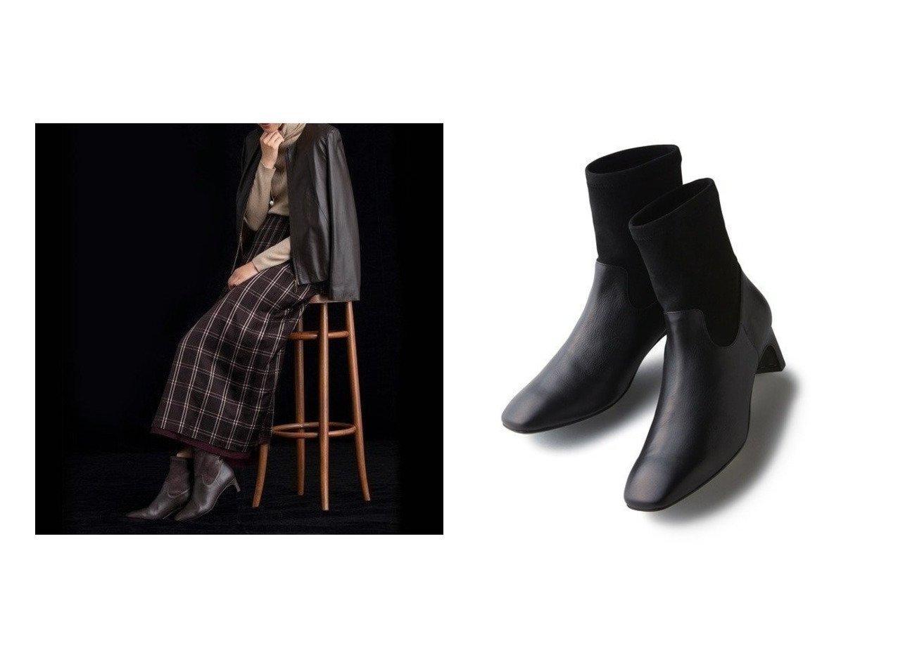 【JIYU-KU/自由区】のストレッチ ショート ブーツ(検索番号:UE23) シューズ・靴のおすすめ!人気、レディースファッションの通販 おすすめで人気のファッション通販商品 インテリア・家具・キッズファッション・メンズファッション・レディースファッション・服の通販 founy(ファニー) https://founy.com/ ファッション Fashion レディース WOMEN ショート スエード ストレッチ バランス |ID:crp329100000000994