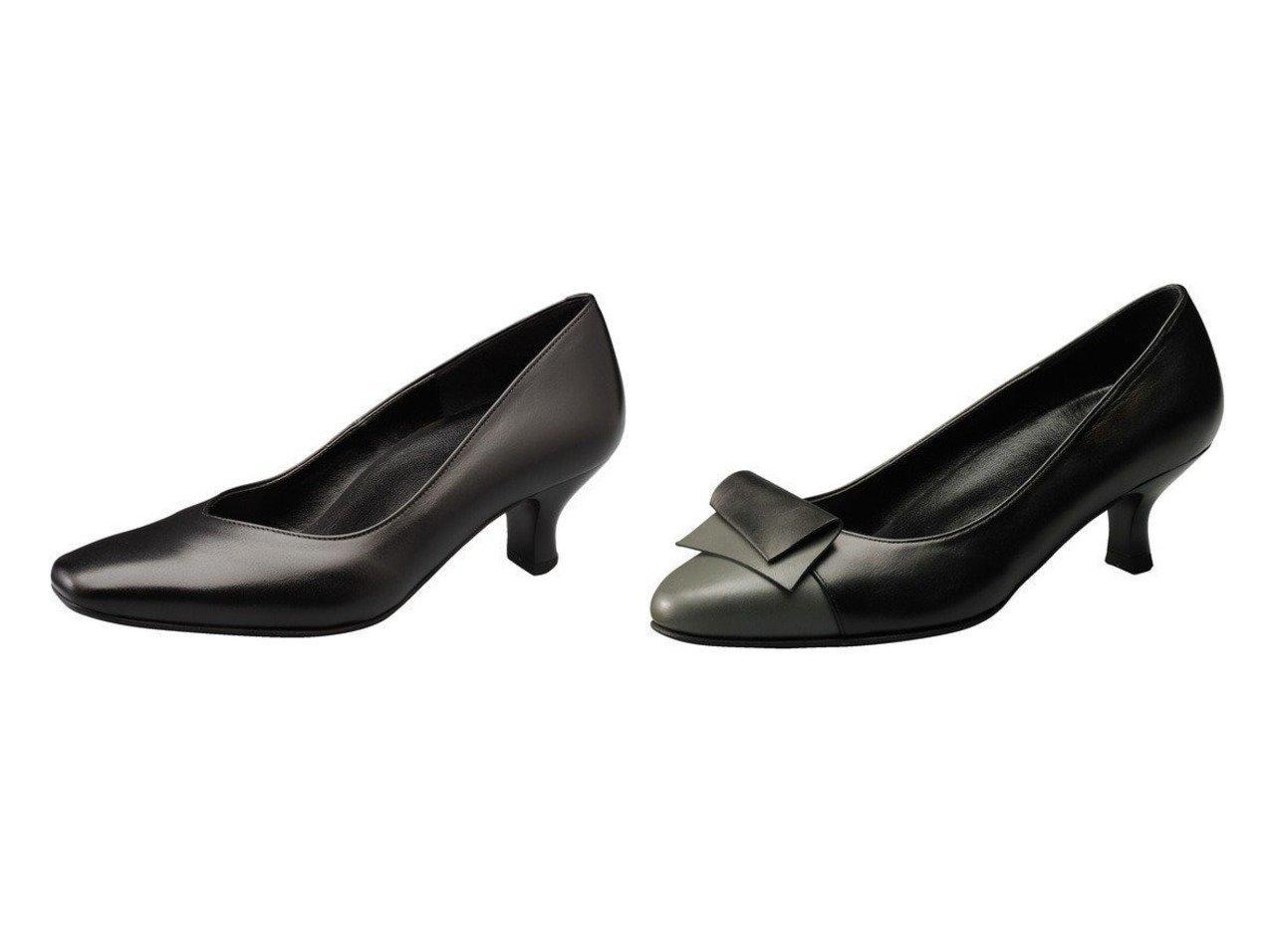【success walk/サクセスウォーク】のサクセスウォーク ヒール高5cm 晴雨兼用パンプスワコール&サクセスウォーク ヒール 高5cm スタイリッシュパンプスワコール シューズ・靴のおすすめ!人気、レディースファッションの通販 おすすめで人気のファッション通販商品 インテリア・家具・キッズファッション・メンズファッション・レディースファッション・服の通販 founy(ファニー) https://founy.com/ ファッション Fashion レディース WOMEN フィット フェミニン フォルム リボン |ID:crp329100000000996