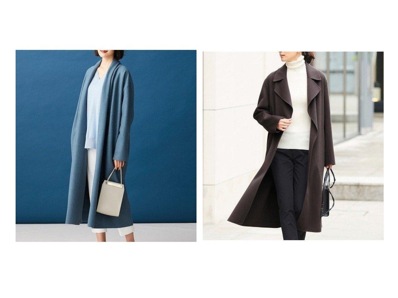 【iCB/アイシービー】のBoucle ジャケット&【マガジン掲載】Wool Rever ベルテッドコート(番号CJ25) アウターのおすすめ!人気、レディースファッションの通販 おすすめで人気のファッション通販商品 インテリア・家具・キッズファッション・メンズファッション・レディースファッション・服の通販 founy(ファニー) https://founy.com/ ファッション Fashion レディース WOMEN アウター Coat Outerwear ジャケット Jackets コート Coats インナー カットソー カーディガン ジャケット スキニー エレガント カシミヤ ショート ダブル フェイス ラグジュアリー 冬 Winter 秋冬 A/W Autumn/ Winter |ID:crp329100000001008