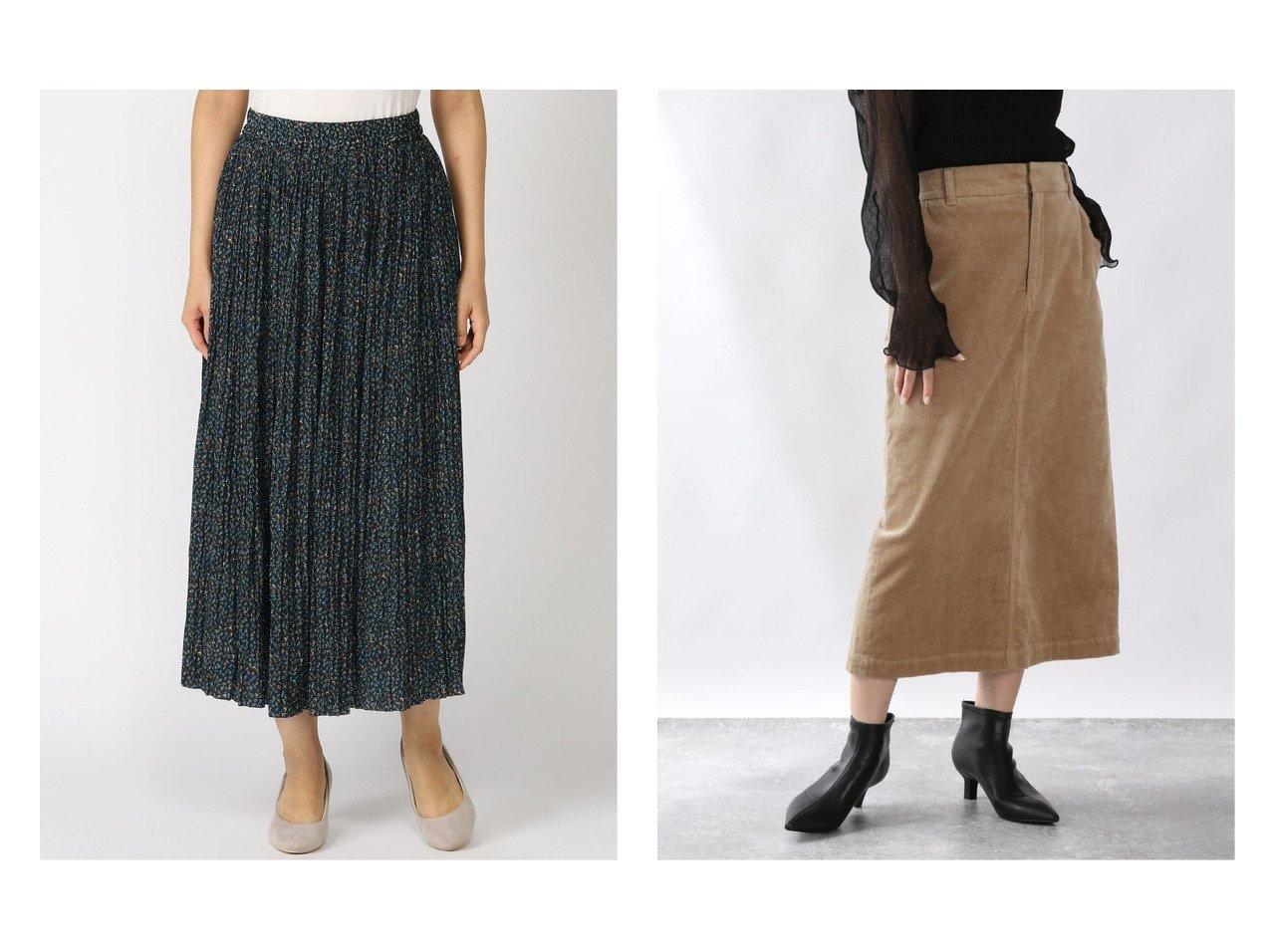 【studio CLIP/スタディオ クリップ】のVINTサテンプリーツSK&【LOWRYS FARM/ローリーズファーム】のライスコーデュロイスカート* スカートのおすすめ!人気、レディースファッションの通販 おすすめで人気のファッション通販商品 インテリア・家具・キッズファッション・メンズファッション・レディースファッション・服の通販 founy(ファニー) https://founy.com/ ファッション Fashion レディース WOMEN ワンピース Dress スカート Skirt プリーツスカート Pleated Skirts トップス Tops Tshirt シャツ/ブラウス Shirts Blouses ギャザー サテン スウェット ドット プリーツ リーフ ヴィンテージ 楽ちん コーデュロイ ストレッチ タイトスカート ベーシック 定番 |ID:crp329100000001175