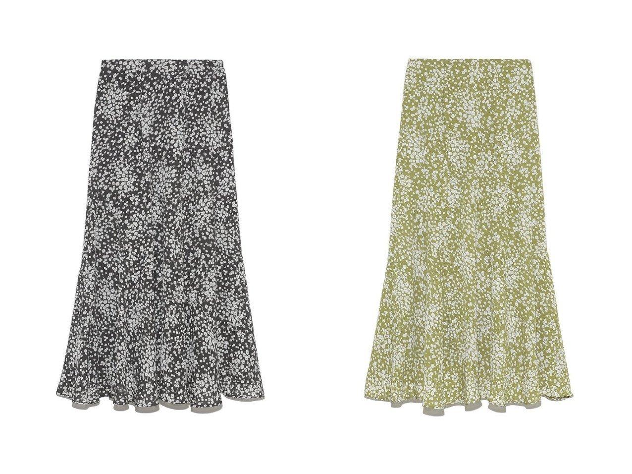 【Mila Owen/ミラオーウェン】のバイアス切替えプリントナロースカート スカートのおすすめ!人気、レディースファッションの通販 おすすめで人気のファッション通販商品 インテリア・家具・キッズファッション・メンズファッション・レディースファッション・服の通販 founy(ファニー) https://founy.com/ ファッション Fashion レディース WOMEN スカート Skirt バイアス フィット プリント 楽ちん |ID:crp329100000001177