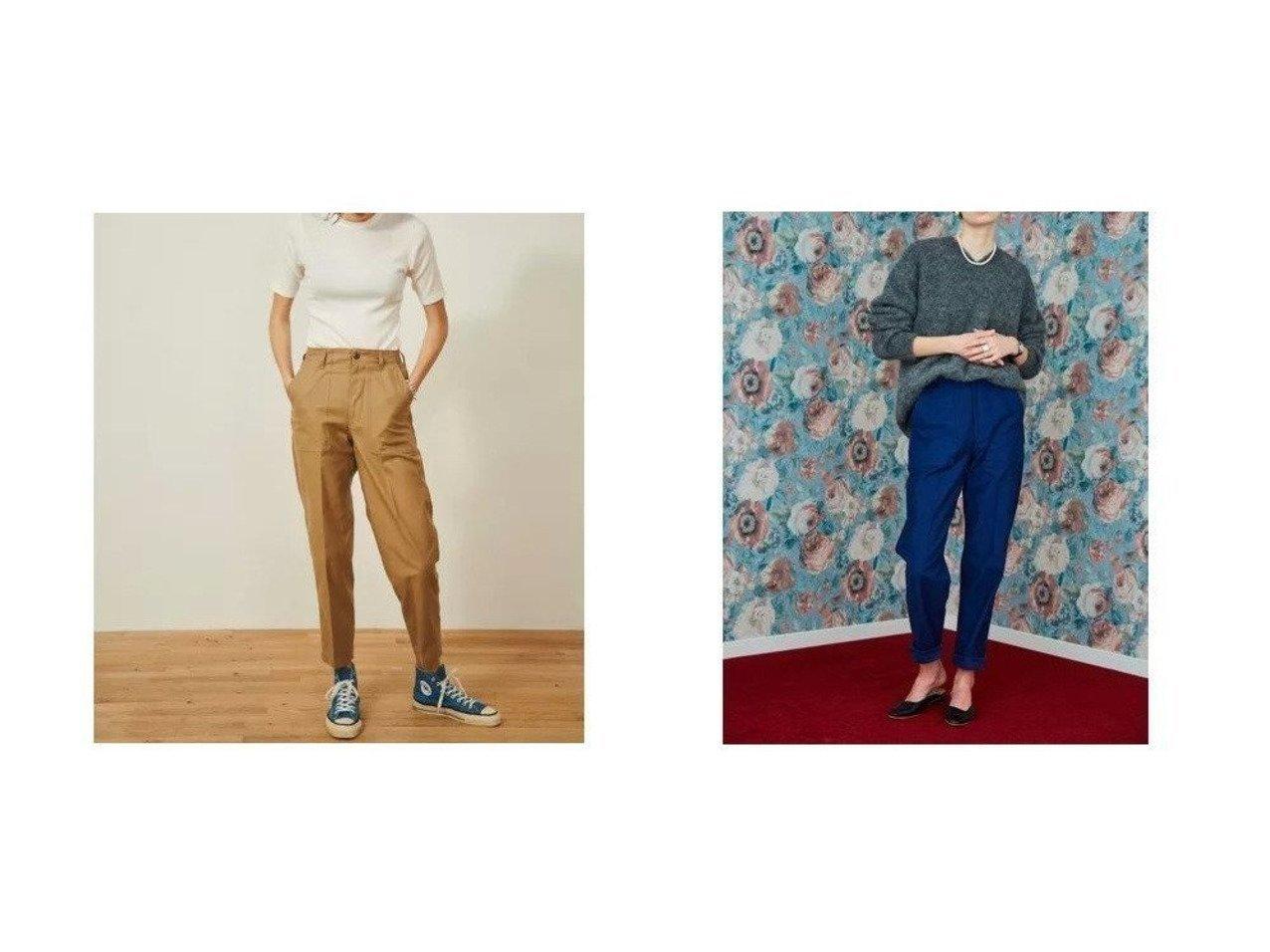 【Shinzone/シンゾーン】のベイカーパンツ パンツのおすすめ!人気、レディースファッションの通販 おすすめで人気のファッション通販商品 インテリア・家具・キッズファッション・メンズファッション・レディースファッション・服の通販 founy(ファニー) https://founy.com/ ファッション Fashion レディース WOMEN パンツ Pants センター  ID:crp329100000001442