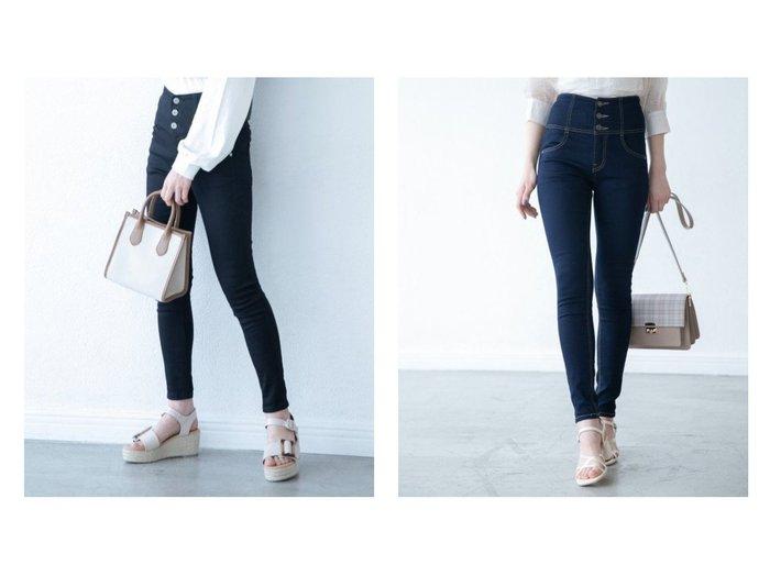 【Heather/ヘザー】のISKOスキニー パンツのおすすめ!人気、レディースファッションの通販 おすすめファッション通販アイテム レディースファッション・服の通販 founy(ファニー) ファッション Fashion レディース WOMEN パンツ Pants ケミカル ジーンズ スキニー 定番 春 |ID:crp329100000001456