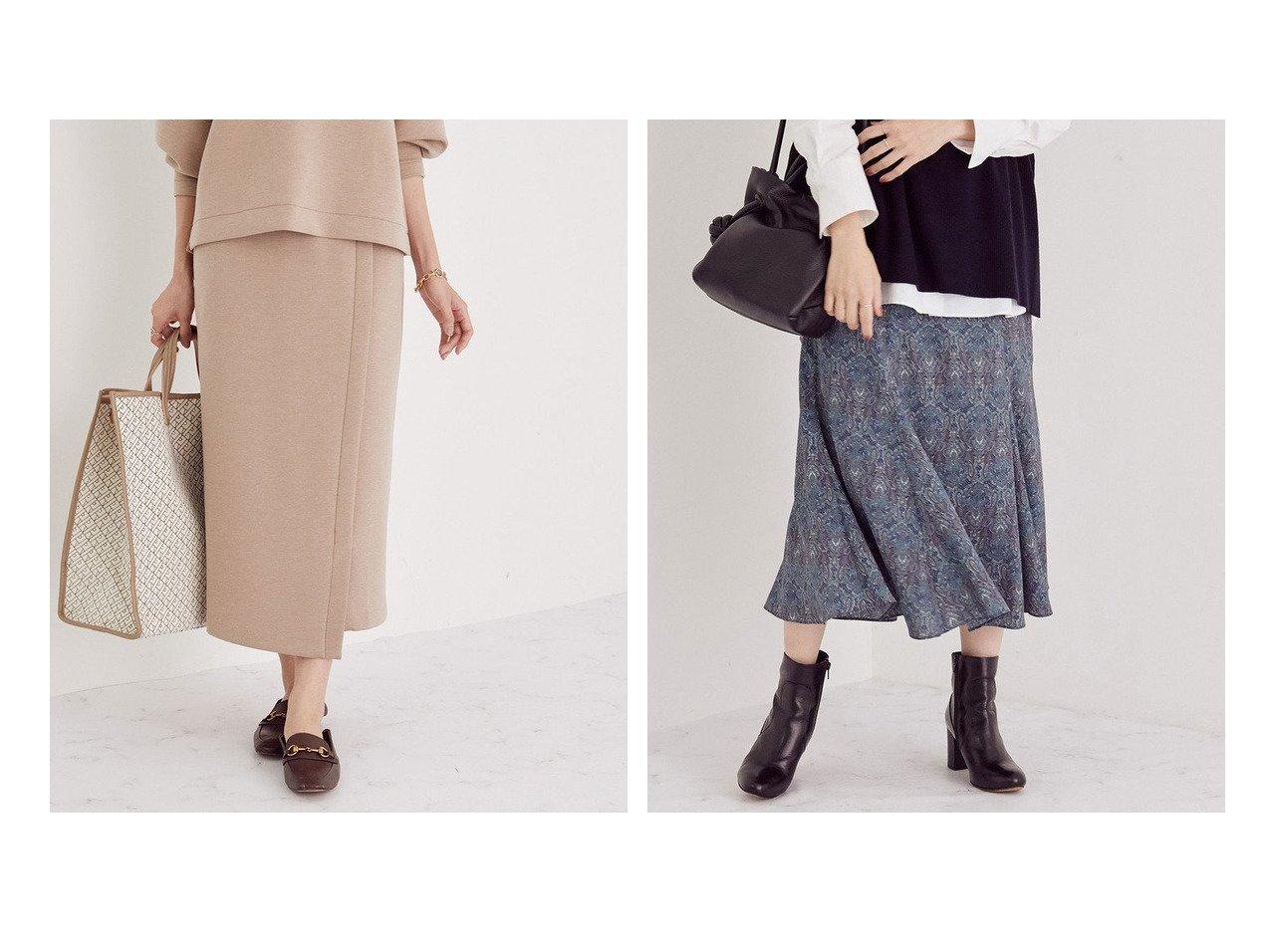 【ROPE/ロペ】のペイズリープリントマーメイドスカート&【セットアップ対応】ダンボールニットラップ風タイトスカート スカートのおすすめ!人気、レディースファッションの通販 おすすめで人気のファッション通販商品 インテリア・家具・キッズファッション・メンズファッション・レディースファッション・服の通販 founy(ファニー) https://founy.com/ ファッション Fashion レディース WOMEN セットアップ Setup スカート Skirt スカート Skirt スリット セットアップ 定番 パーカー ベーシック マニッシュ モダン ラップ リラックス アンティーク ヴィンテージ ショート トレンド プリント マキシ マーメイド 無地 秋冬 A/W Autumn/ Winter |ID:crp329100000001484