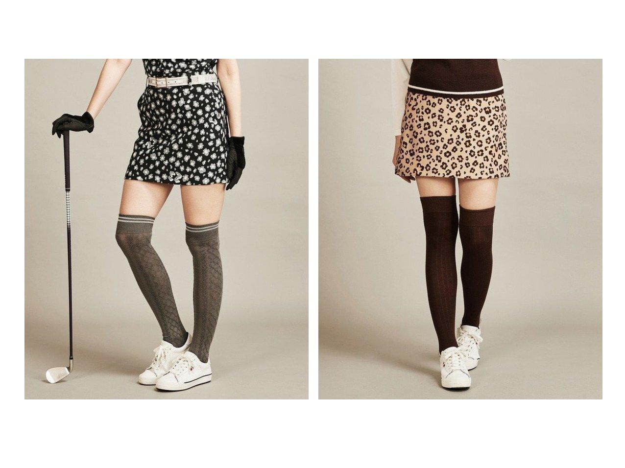 【NIJYUSANKU GOLF/23区 ゴルフ】の【WOMEN】【ストレッチ】レオパード柄 プリント 起毛ハニカムスカート スカートのおすすめ!人気、レディースファッションの通販 おすすめで人気のファッション通販商品 インテリア・家具・キッズファッション・メンズファッション・レディースファッション・服の通販 founy(ファニー) https://founy.com/ ファッション Fashion レディース WOMEN スカート Skirt ストレッチ セットアップ プリント レオパード 台形 秋 |ID:crp329100000001497